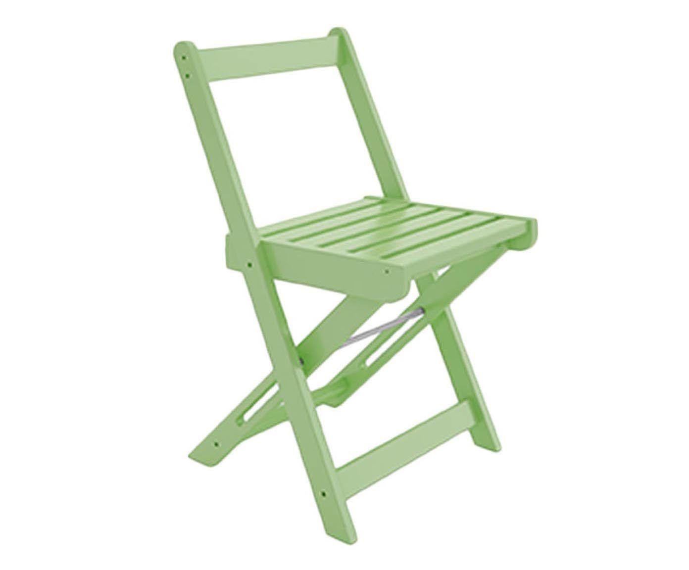 Cadeira dobrável pub - alecrim | Westwing.com.br