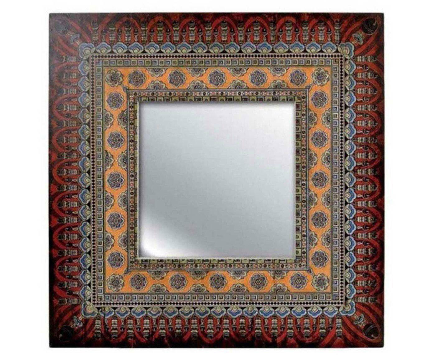 Espelho larak - 61x61cm   Westwing.com.br