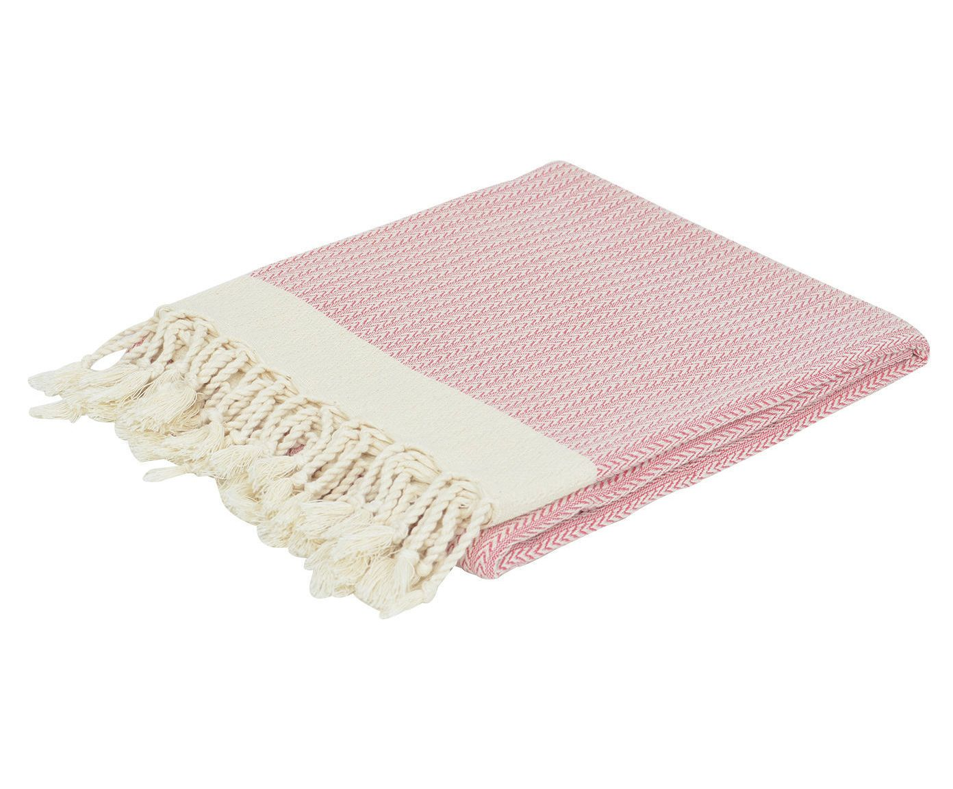 Fouta Mahdia Coral - 111x176cm   Westwing.com.br
