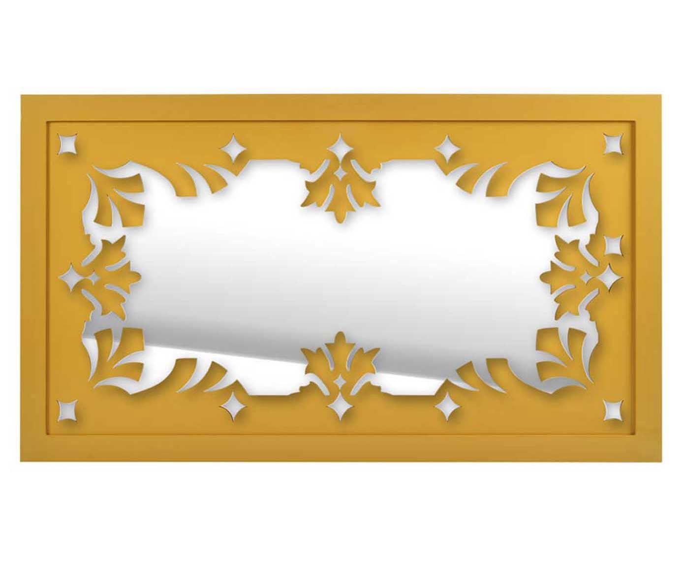 Espelho amarzin glass soleil - 120cm | Westwing.com.br