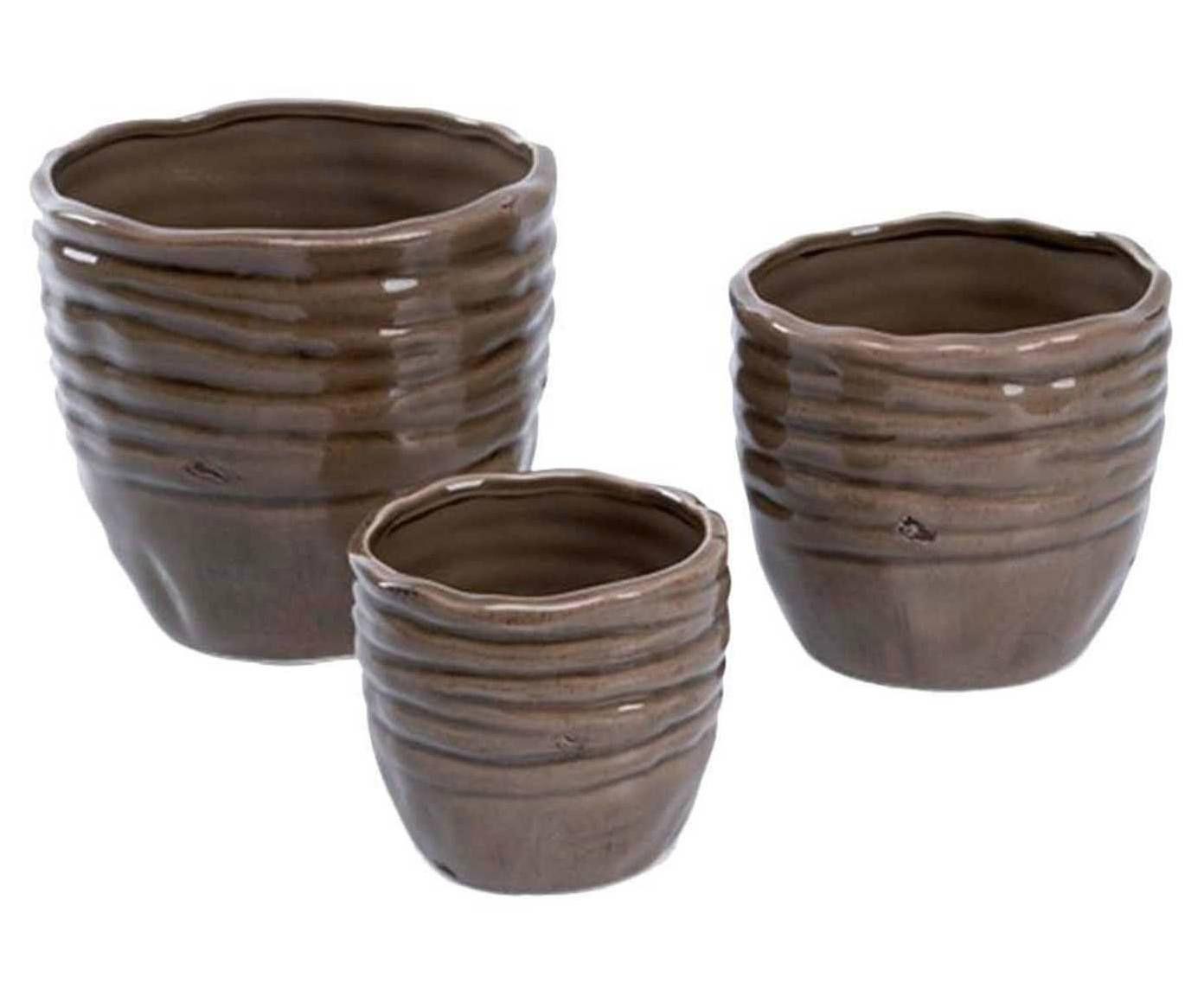 Conjunto de cachepots forms - land | Westwing.com.br