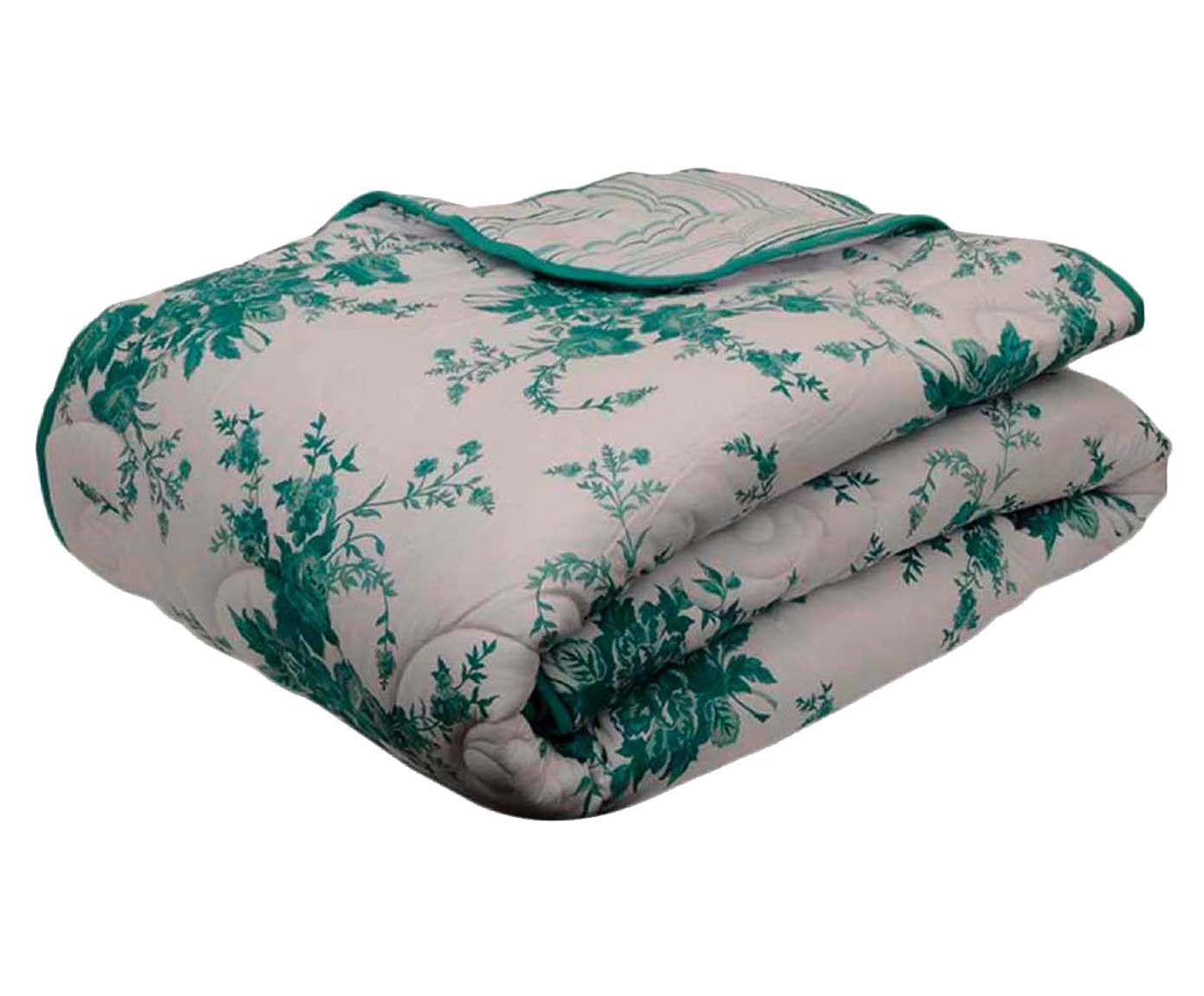Edredom bouquet - para cama de casal | Westwing.com.br