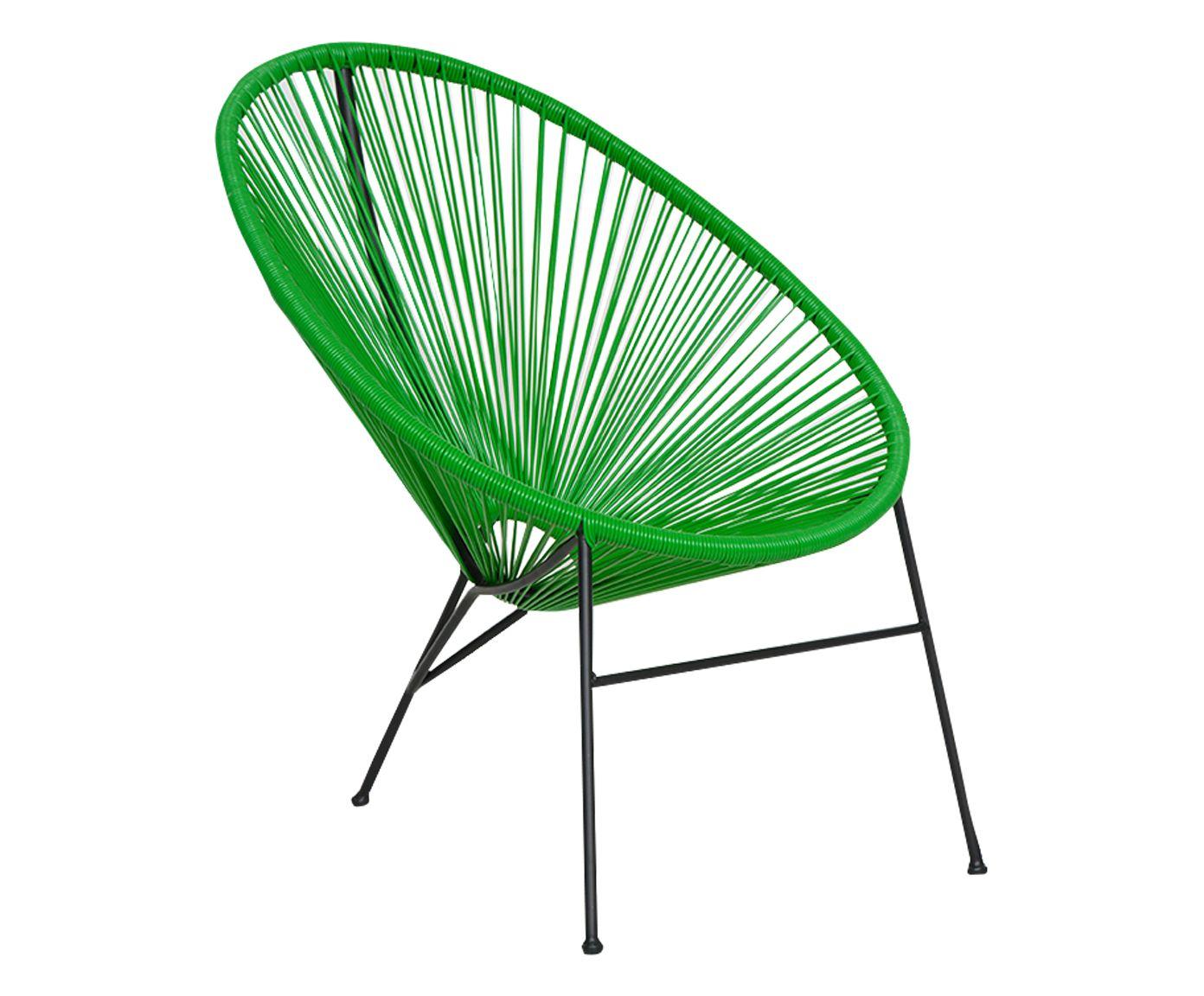 Cadeira Acapulco Verde Grama - GG | Westwing.com.br
