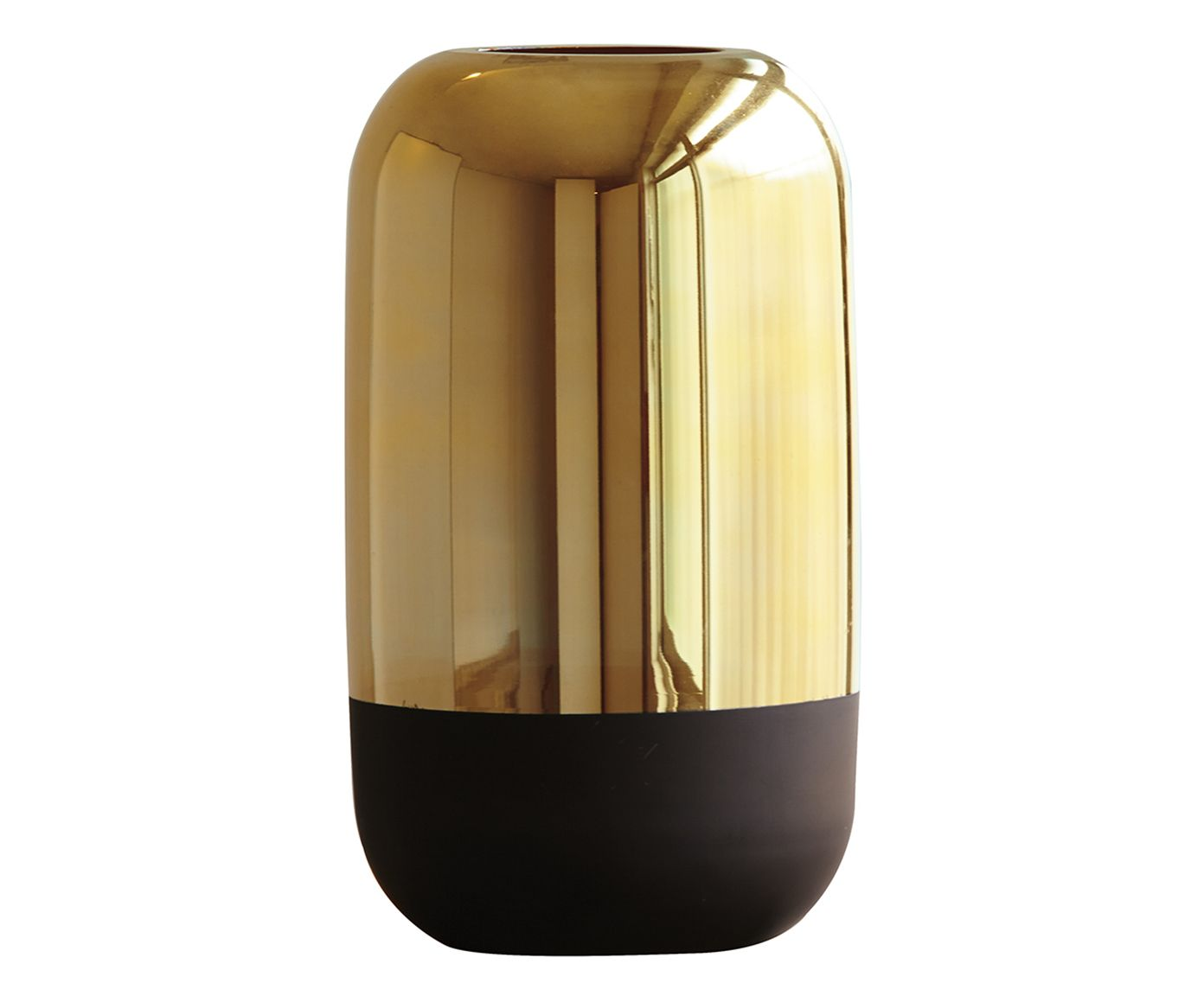 Vaso Ricy Dourado - 17cm   Westwing.com.br