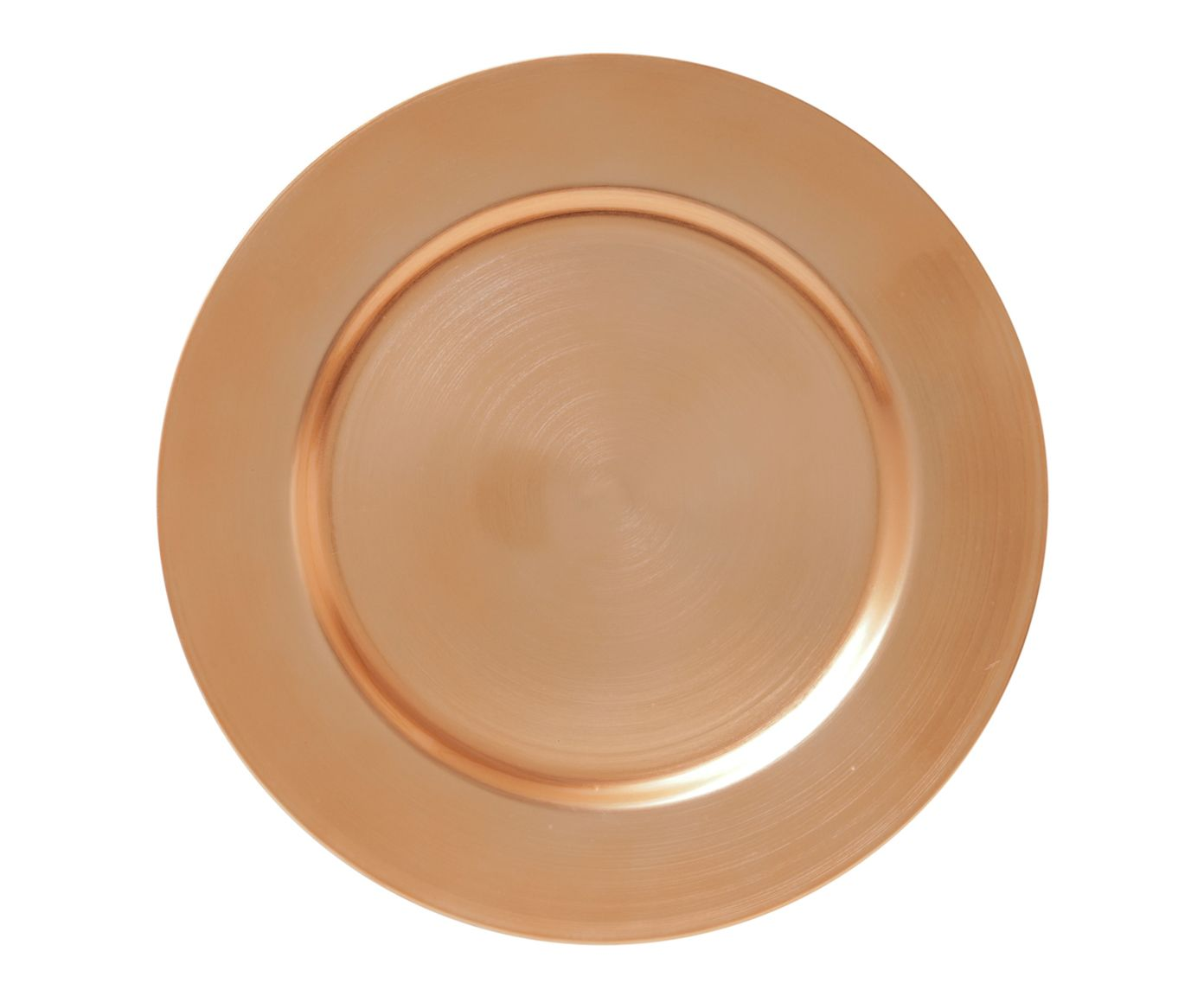 Sousplat Opala Dourado - 33cm   Westwing.com.br