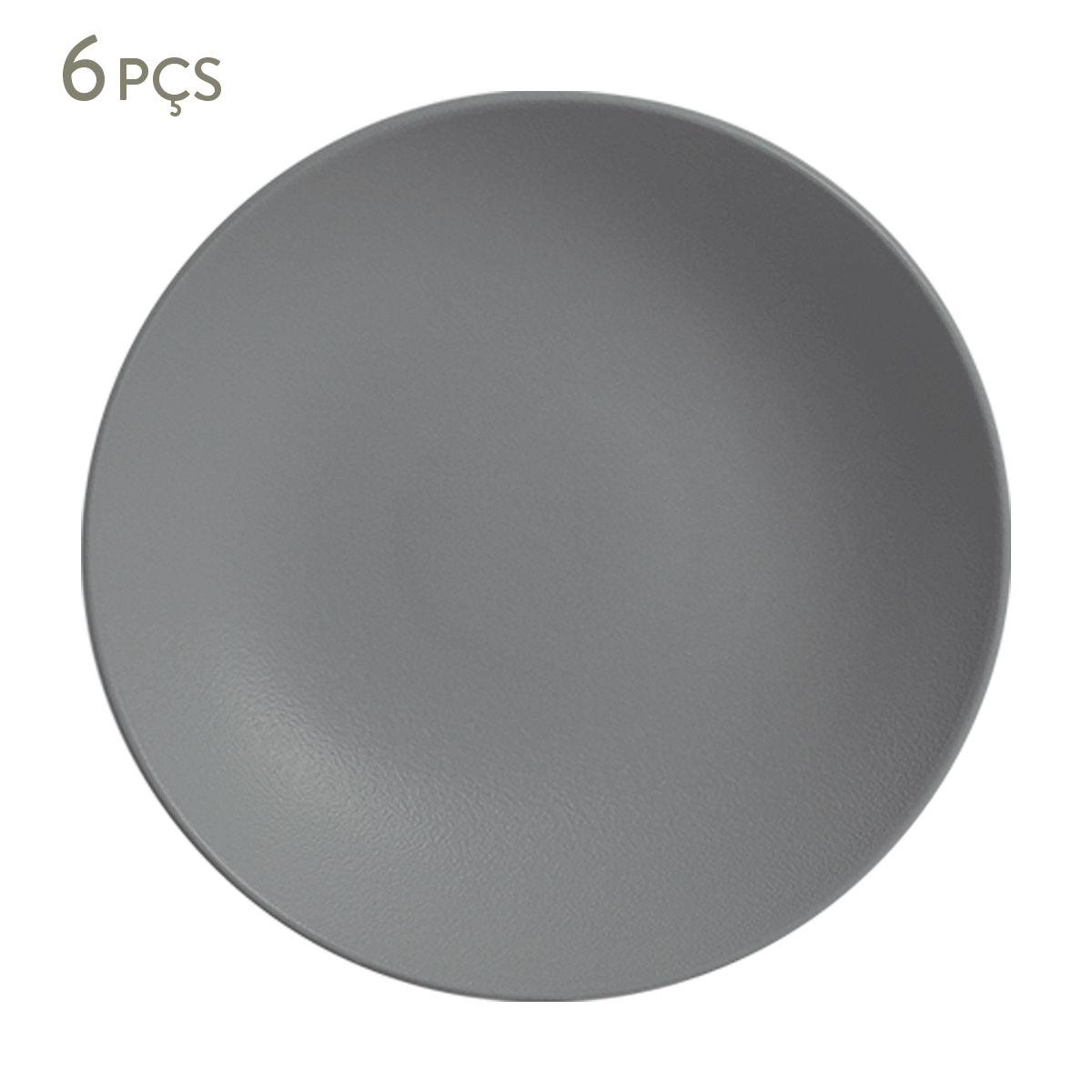 Jogo de Pratos Fundos Coup Frost - 20,3cm | Westwing.com.br