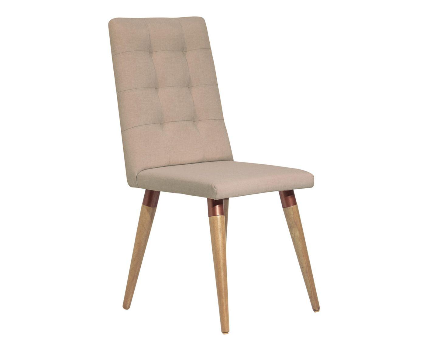 Cadeira Olga Cinamomo Fendi - 45,5X99X55cm | Westwing.com.br