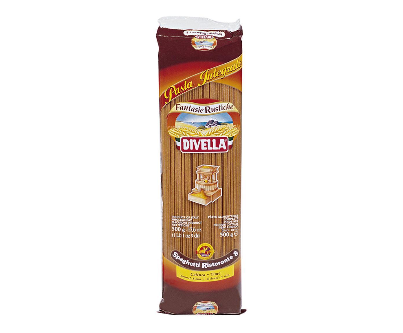 Massa N°08 Spaghetti Ristorante Integral - 500G | Westwing.com.br