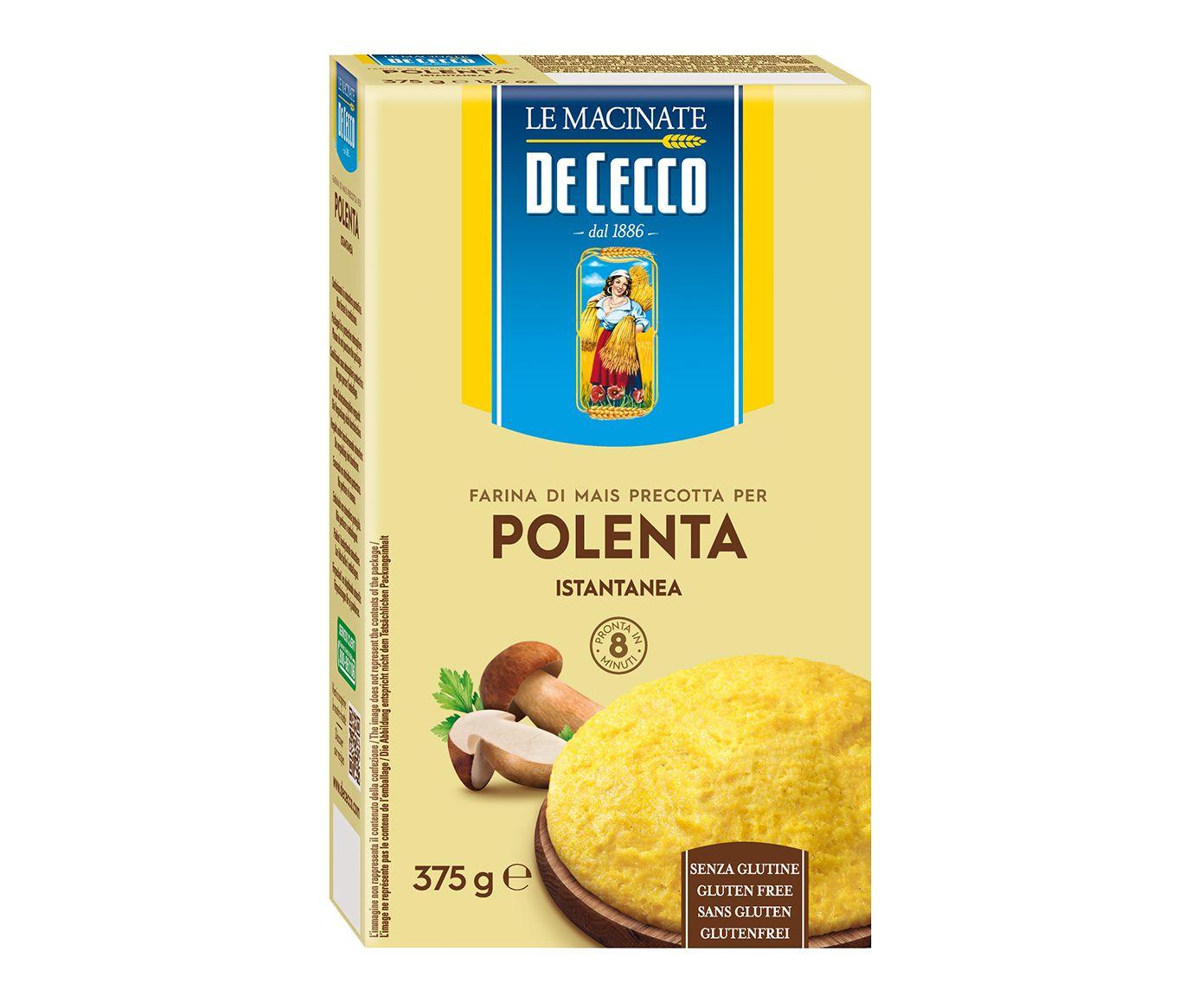Polenta Ita de Cecco - 375G | Westwing.com.br
