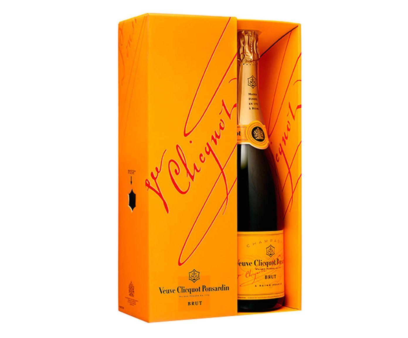 Champagne Veuve Clicquot Brut - 750ml   Westwing.com.br