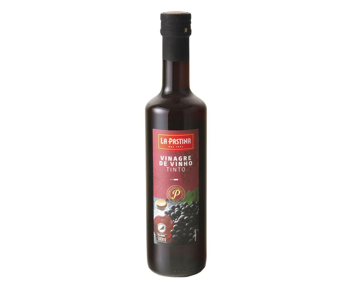 Vinagre de Vinho Tinto La Pastina - 500ml | Westwing.com.br