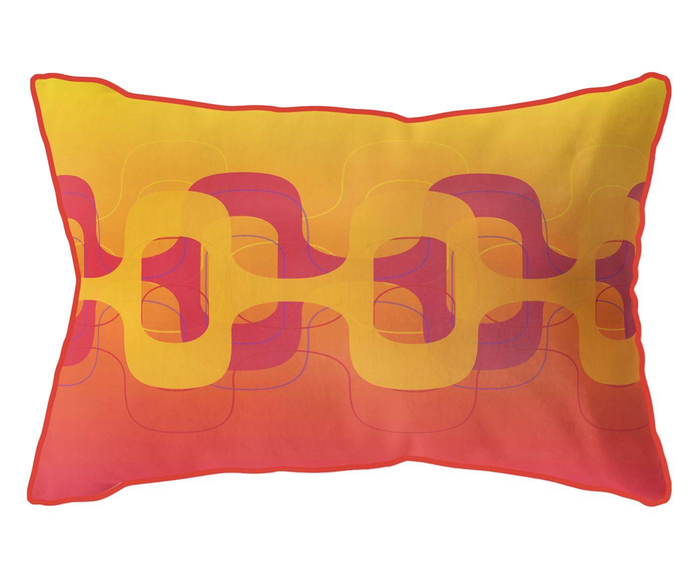 Capa de Almofada com Vivo Oveenia - 30X42cm | Westwing.com.br