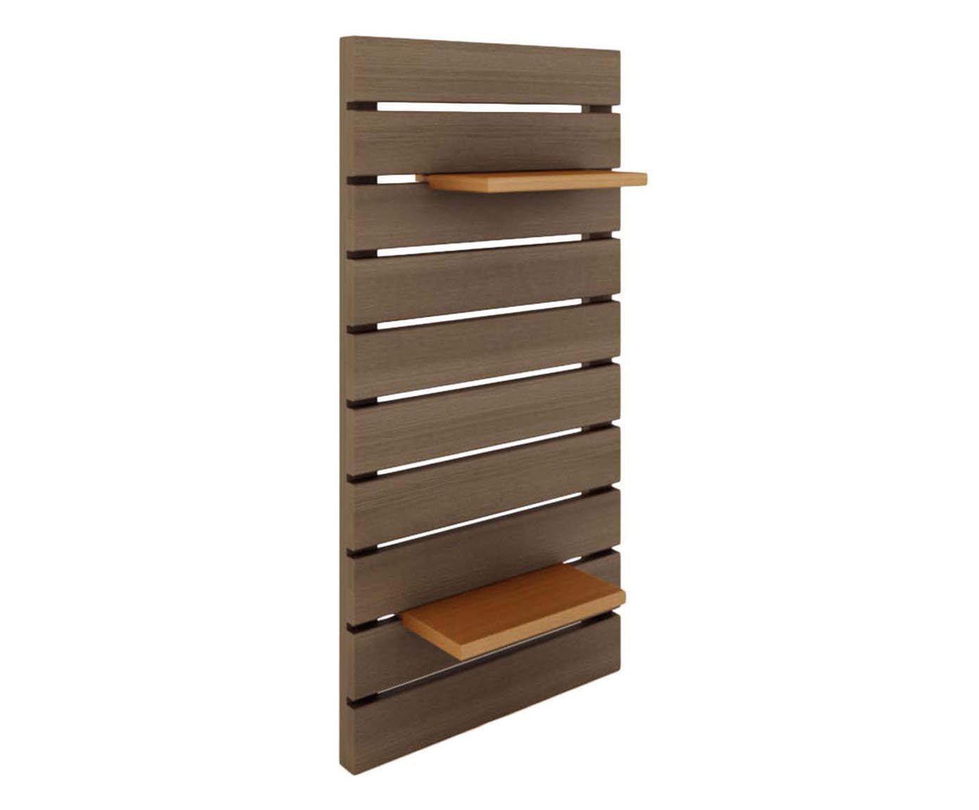 Deck de Parede Stain Eucalipto - 50X100X2cm | Westwing.com.br