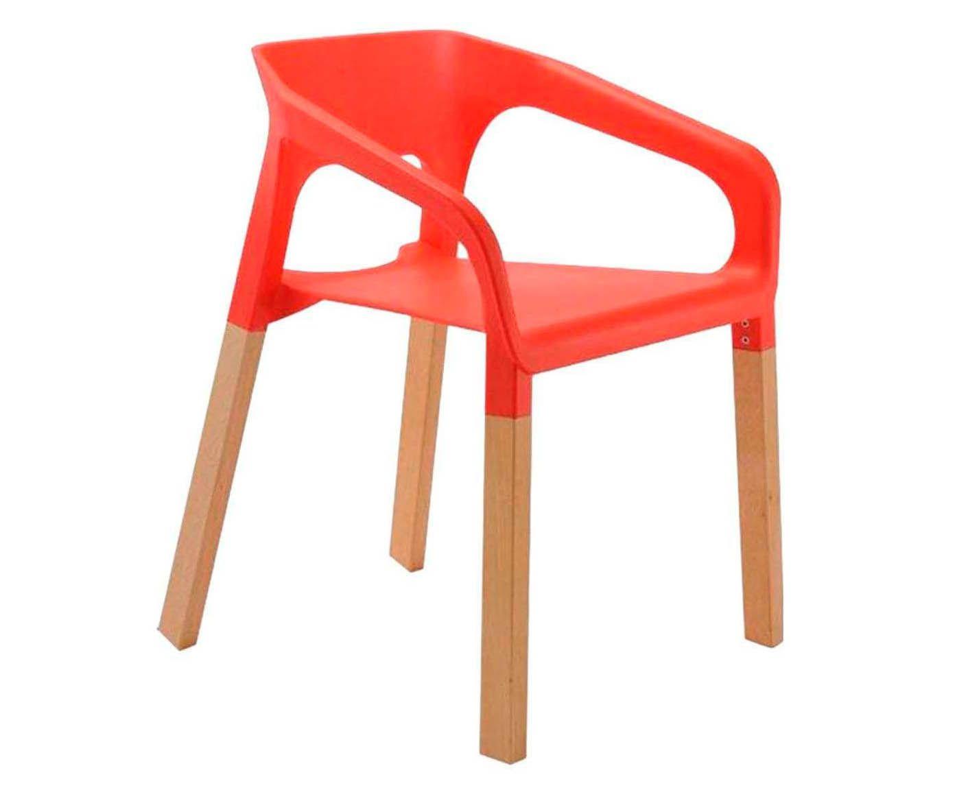 Cadeira Future - Vermelho   Westwing.com.br