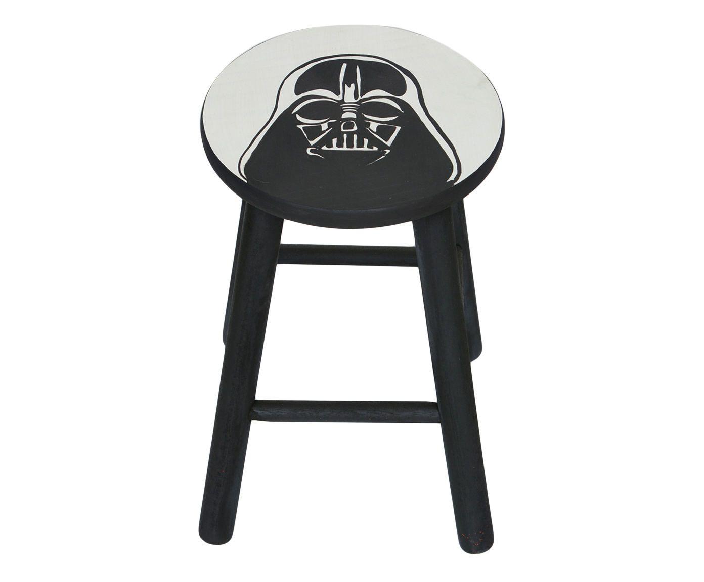 Banquinho Darth Vader | Westwing.com.br
