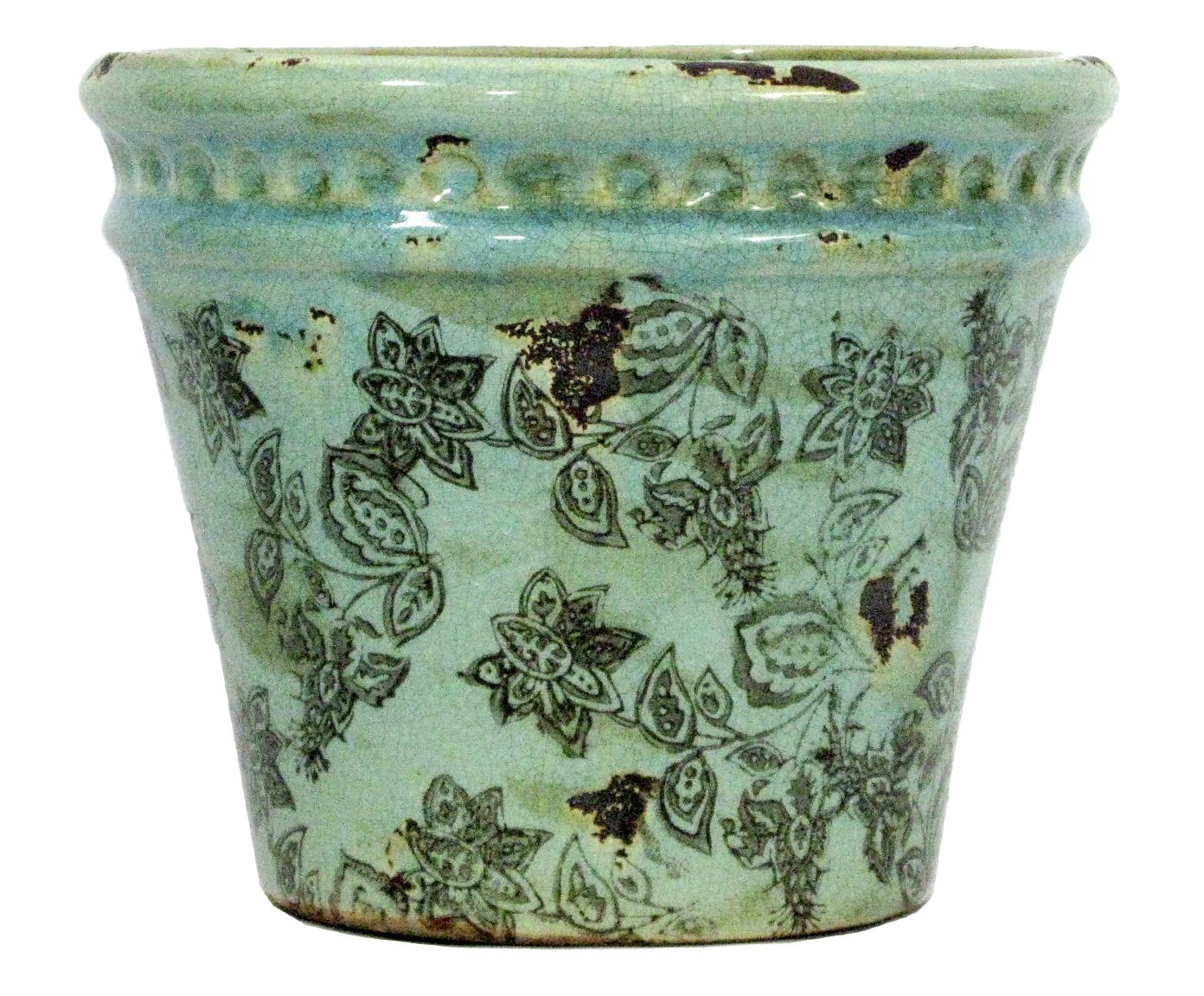 Cachepot Antique - Verde | Westwing.com.br