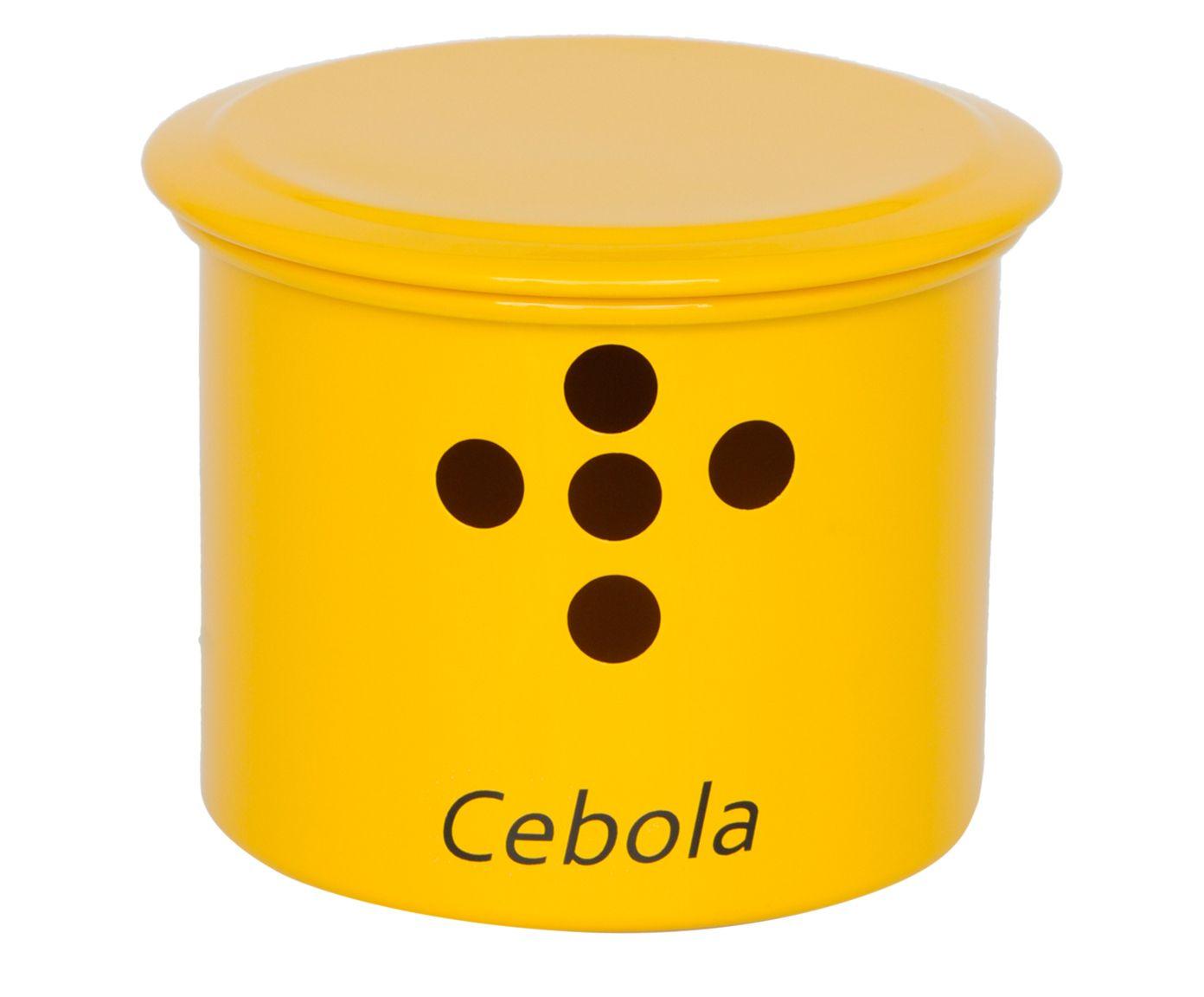 Porta-Cebola Lille - Amarelo | Westwing.com.br
