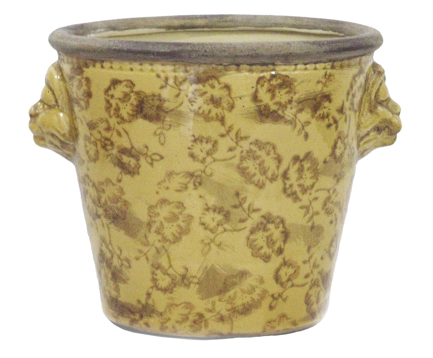 Cachepot Antique - Mostarda | Westwing.com.br