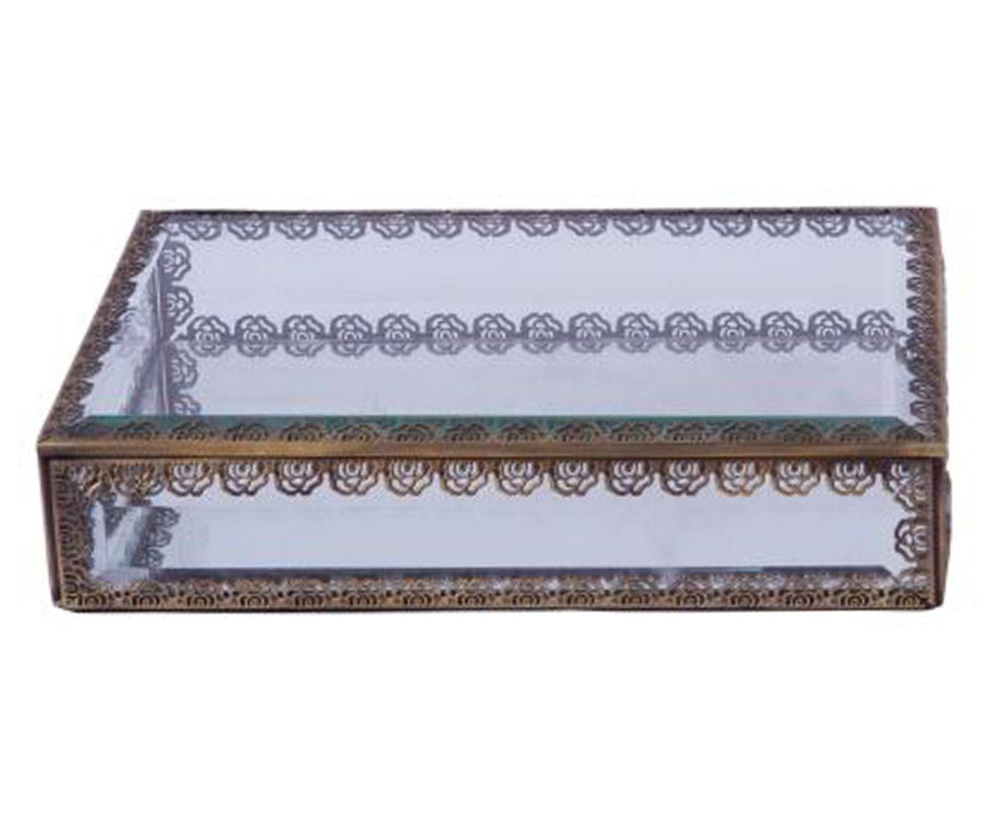 Caixa Antique - 25X18cm | Westwing.com.br