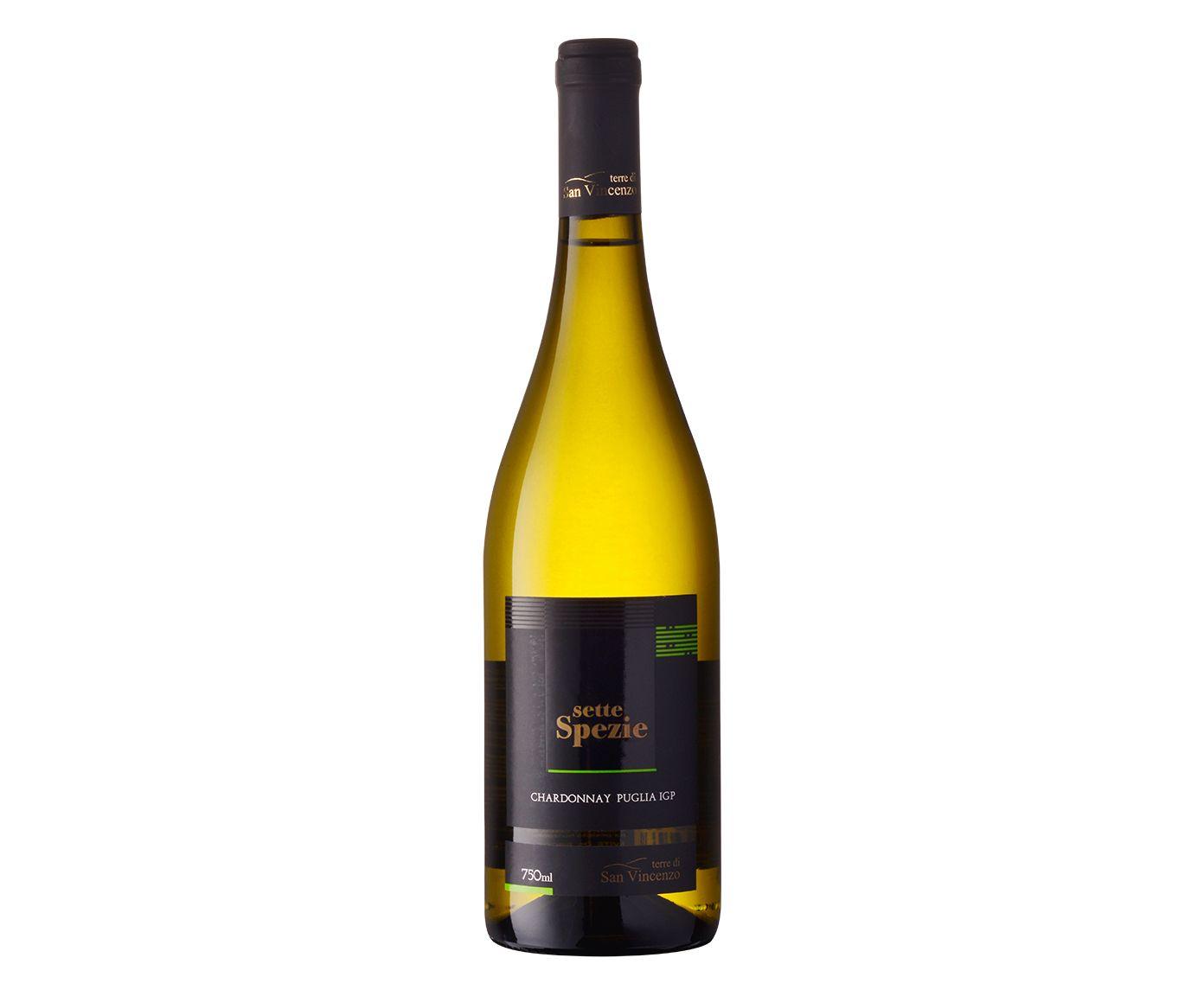 Vinho Branco It Sette Speziechard Puglia Igp - 750ml | Westwing.com.br
