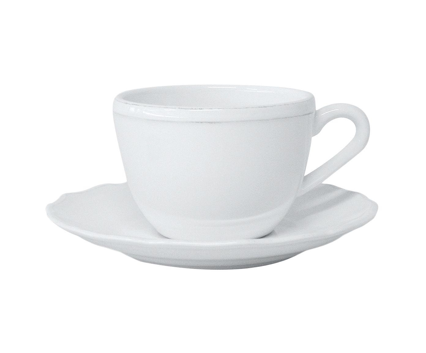 Xícara para Chá com Pires Provence - 225ml | Westwing.com.br