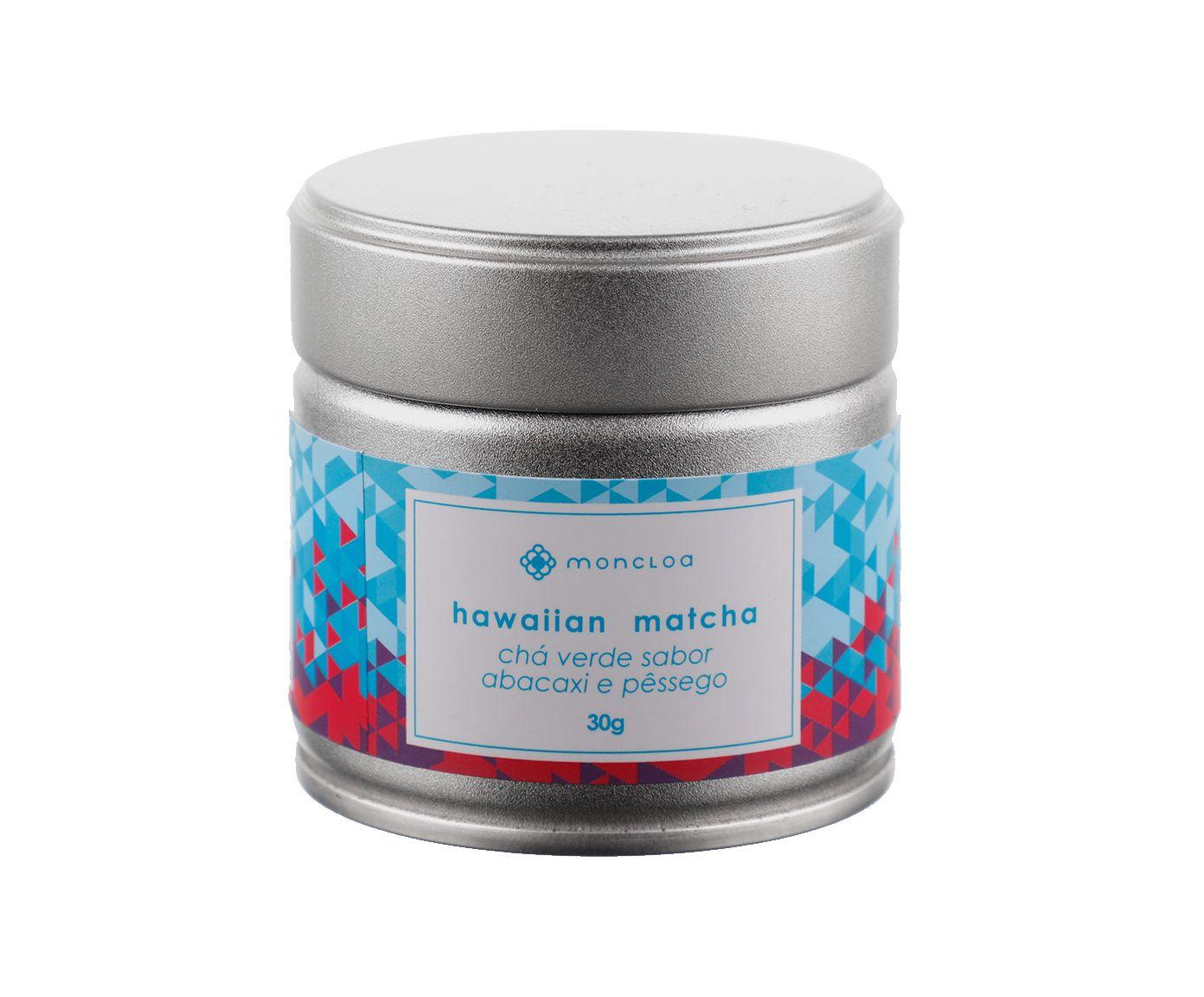 Chá Hawaiian Matcha - 30G   Westwing.com.br
