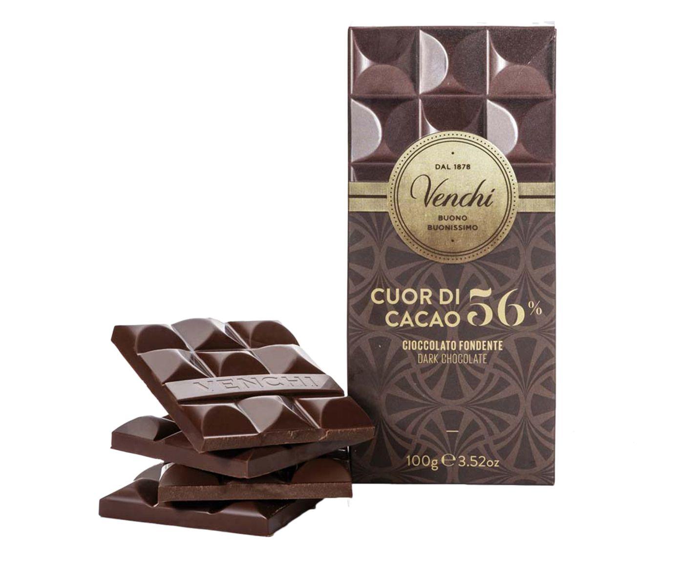 Barra de Chocolate Amargo com 56% Cacau - 100G | Westwing.com.br