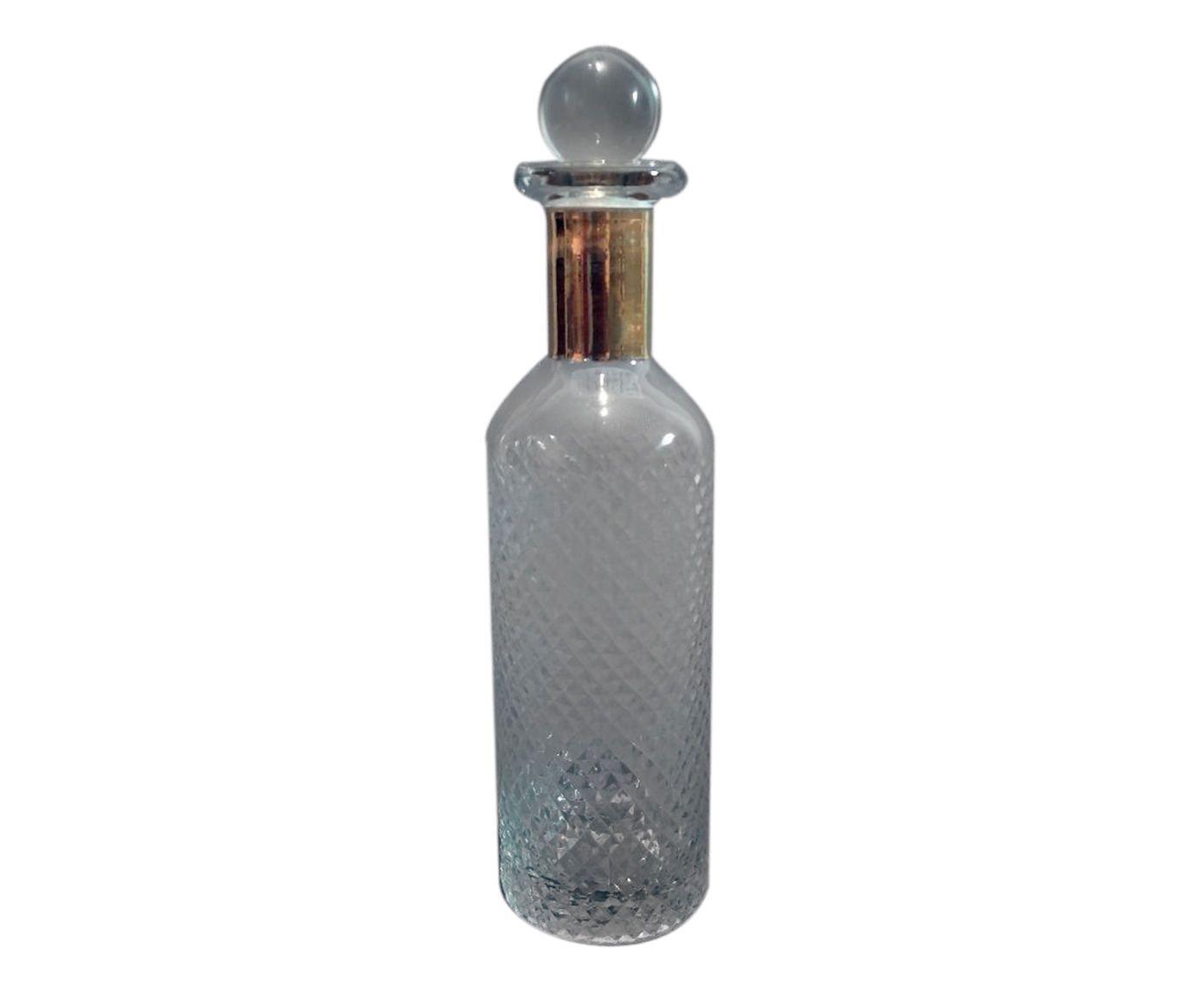 Garrafa Decorativa Diamante Shine Slim - 7cm | Westwing.com.br