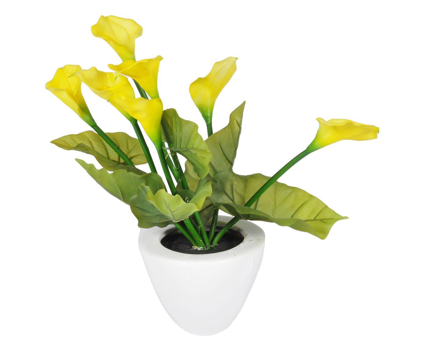 Vaso com Planta Permanente Mada - 32X20cm | Westwing.com.br