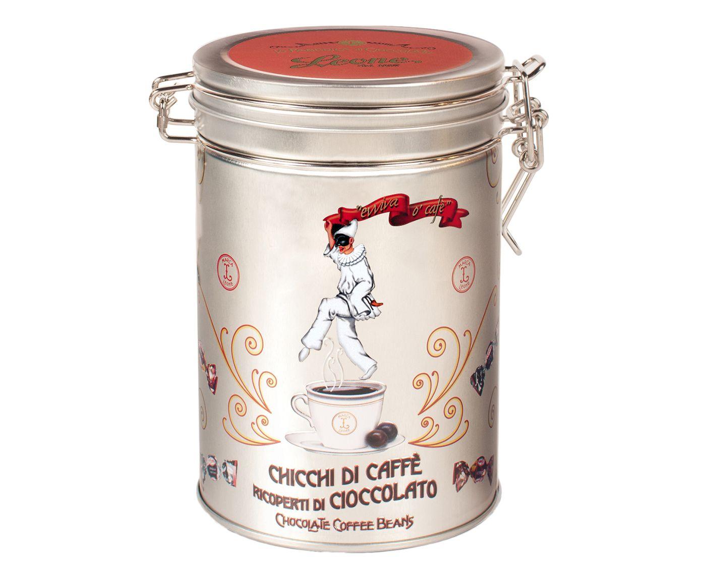 Bombons de Grãos de Café Cobertos com Chocolate - 150G | Westwing.com.br