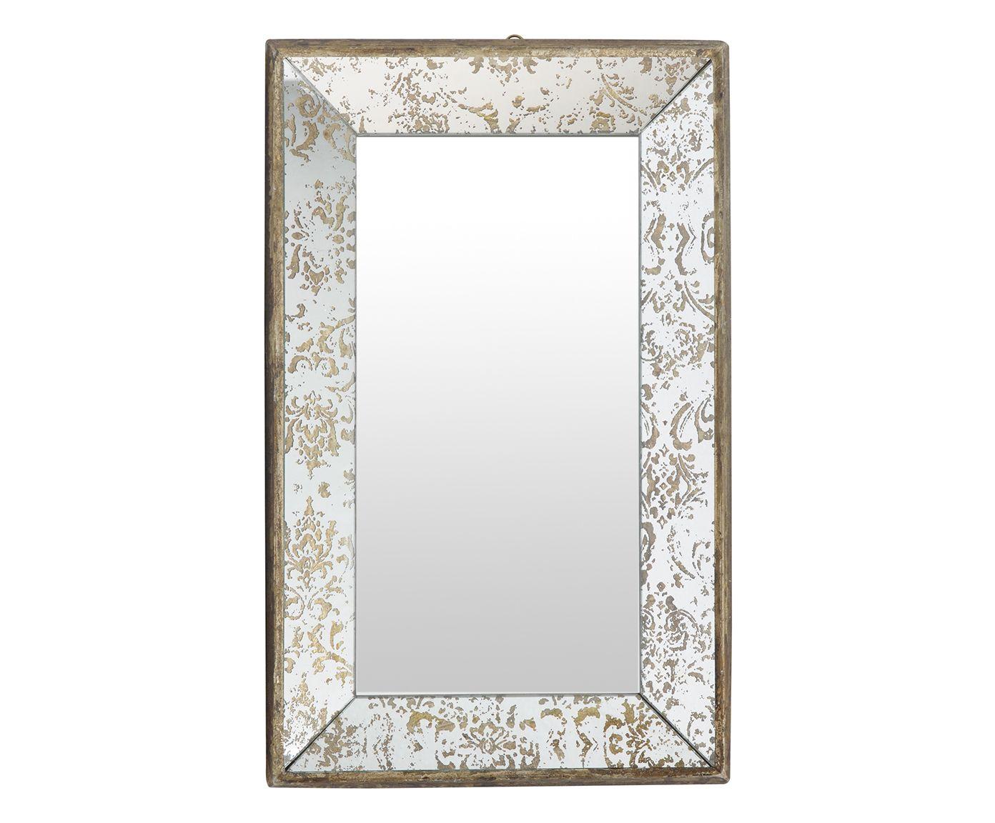 Espelho Brust - 30,5X51cm   Westwing.com.br