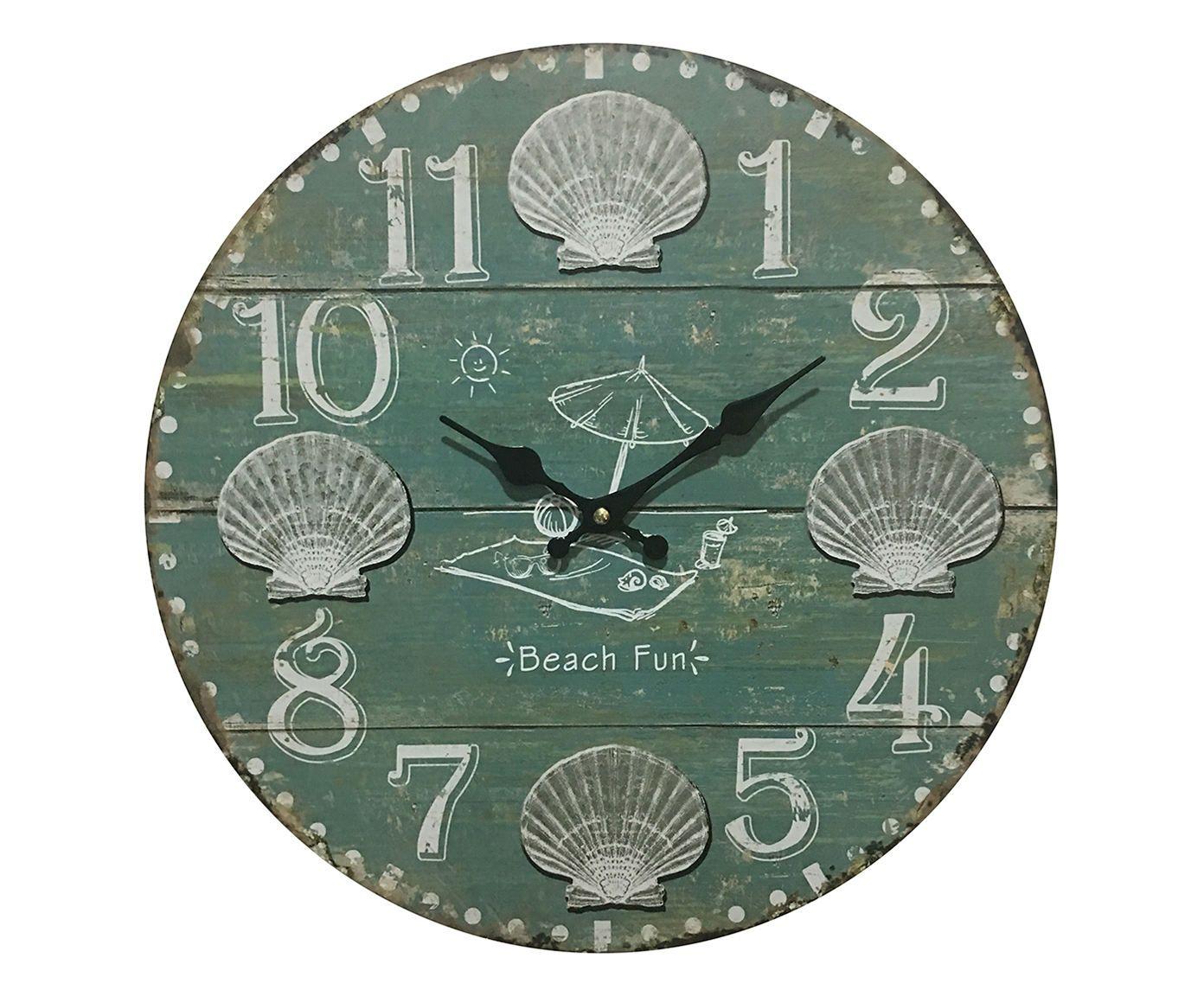 Relógio de Parede Tituba - 40cm | Westwing.com.br