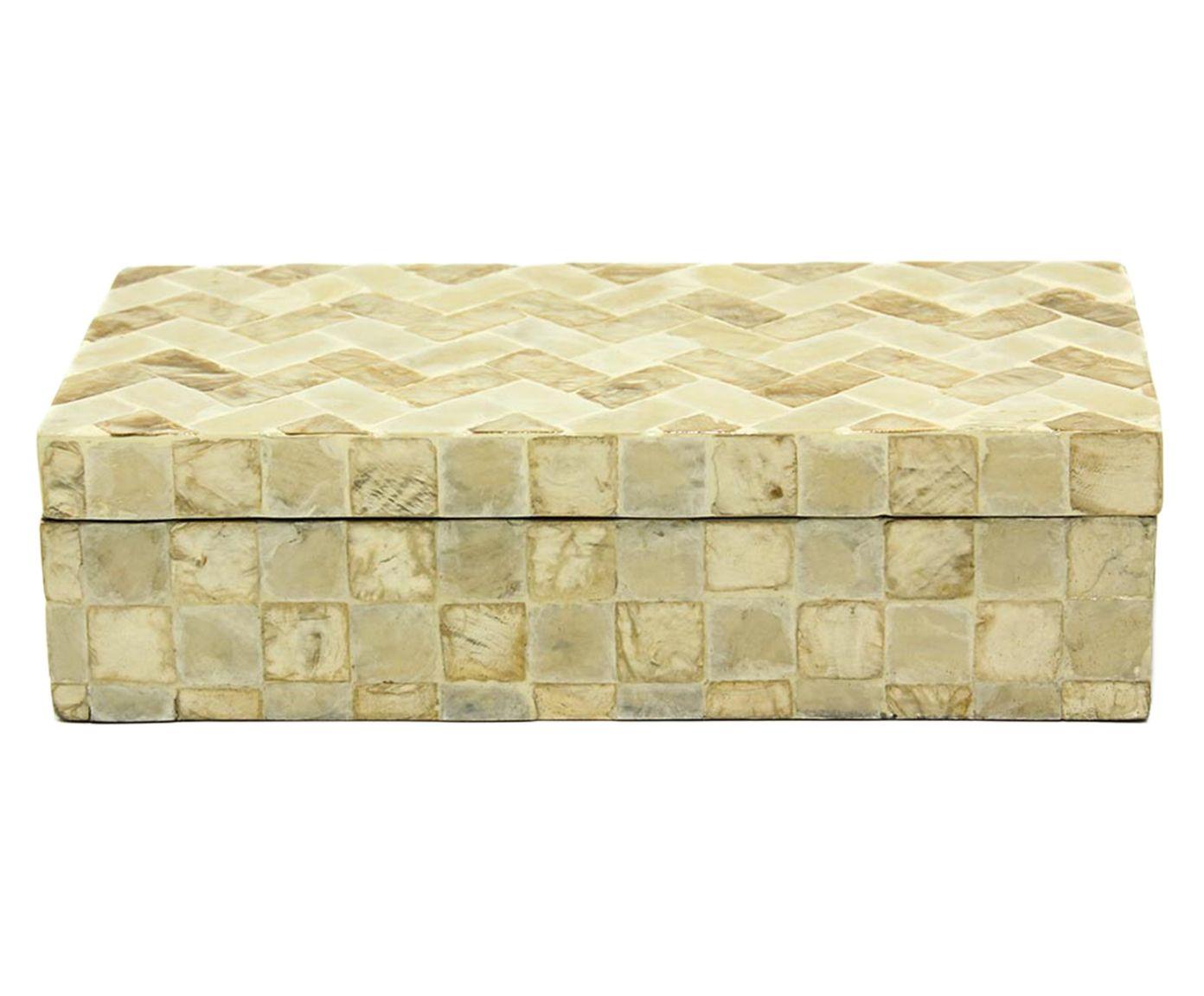 Caixa Decorativa Tulio - 25X12cm | Westwing.com.br