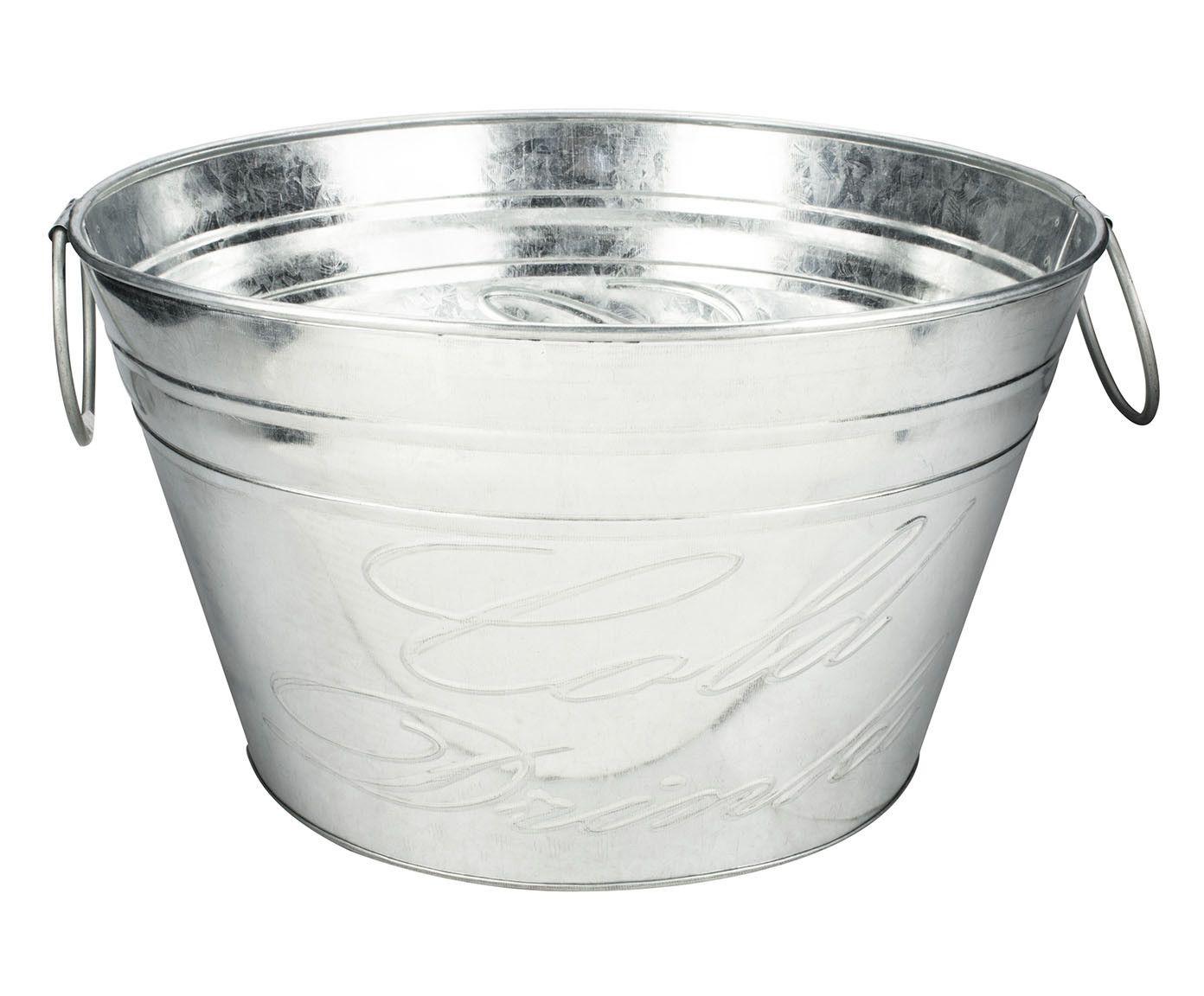 Cooler Vasy Galvanizado - 21X35cm | Westwing.com.br
