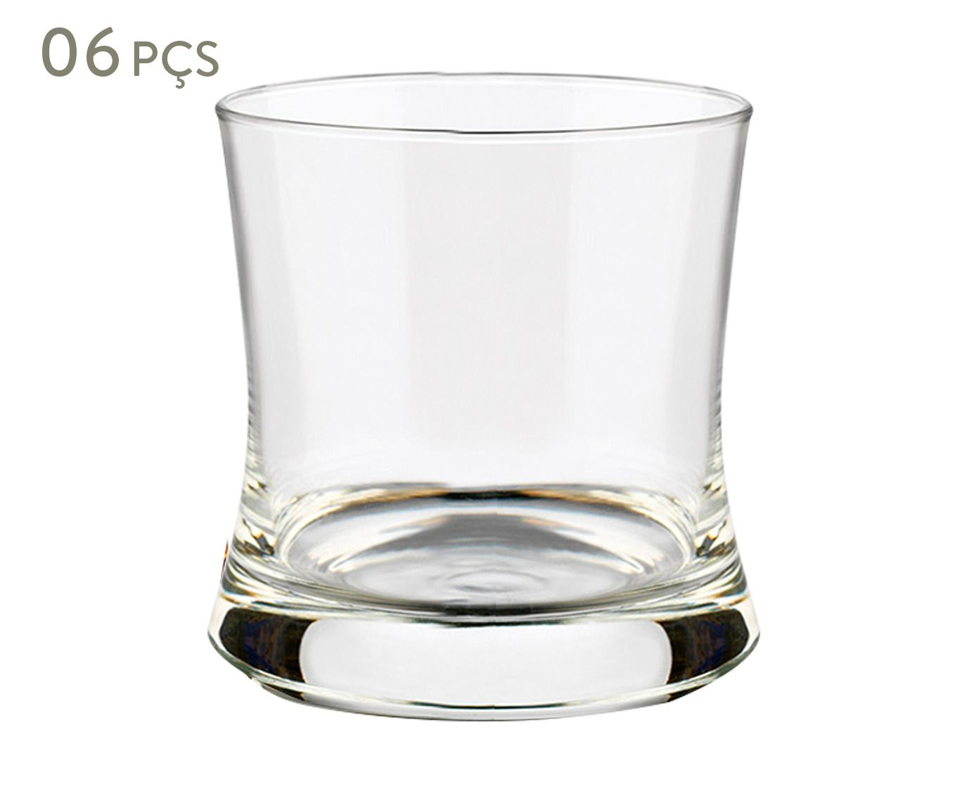 Conjunto de copos malibu rocks - libbey   Westwing.com.br