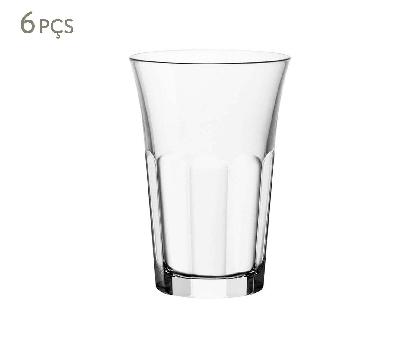 Jogo de Copos Long Drink Siena - 260ml   Westwing.com.br