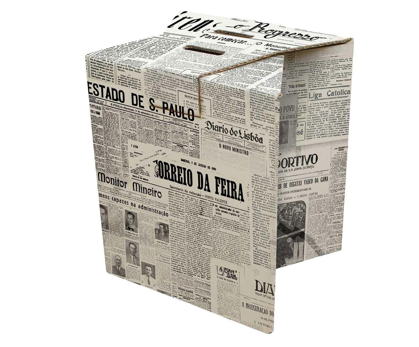 Banco rube newspaper | Westwing.com.br