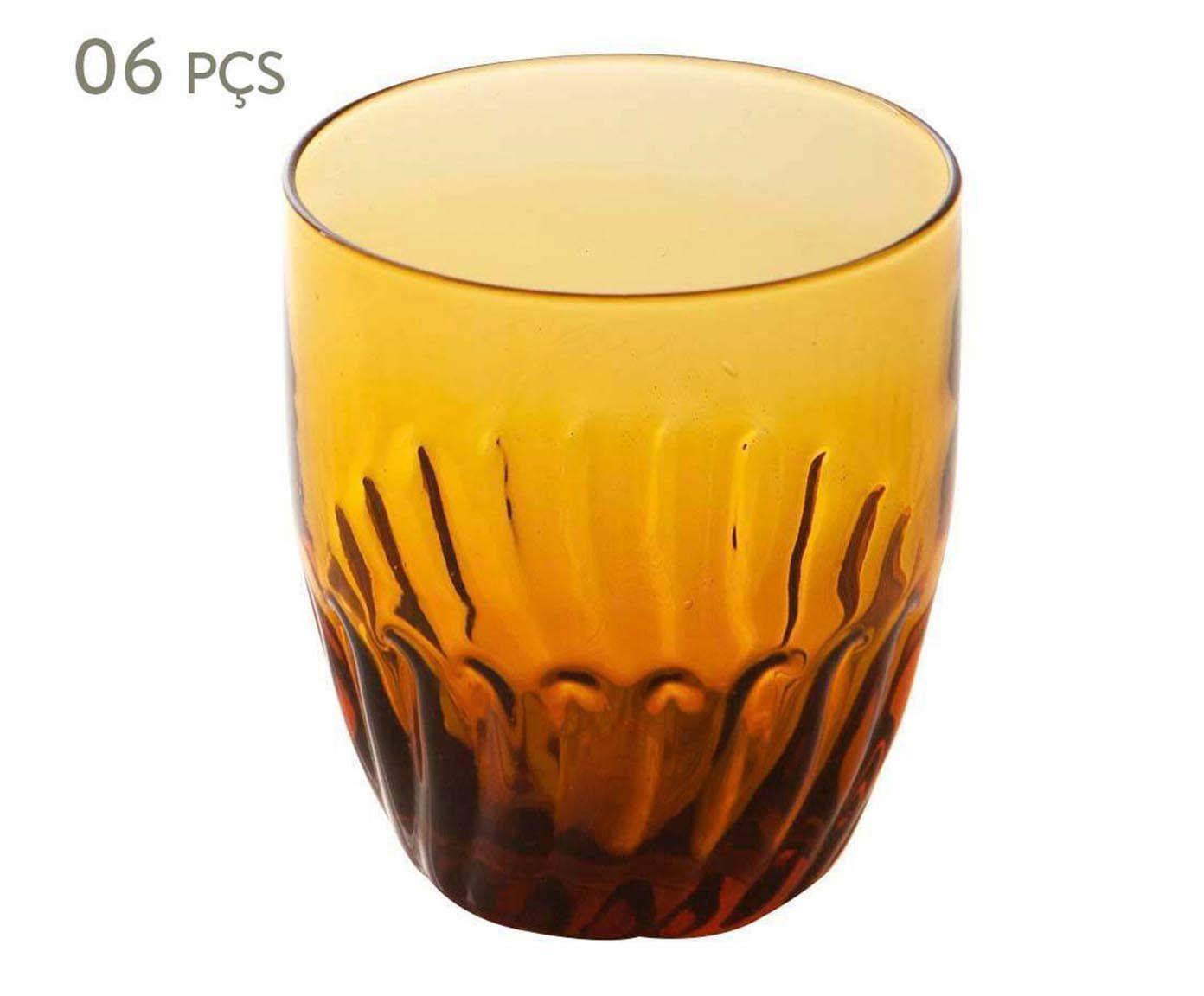 Conjunto de copos para refresco dulcet - 400 ml | Westwing.com.br