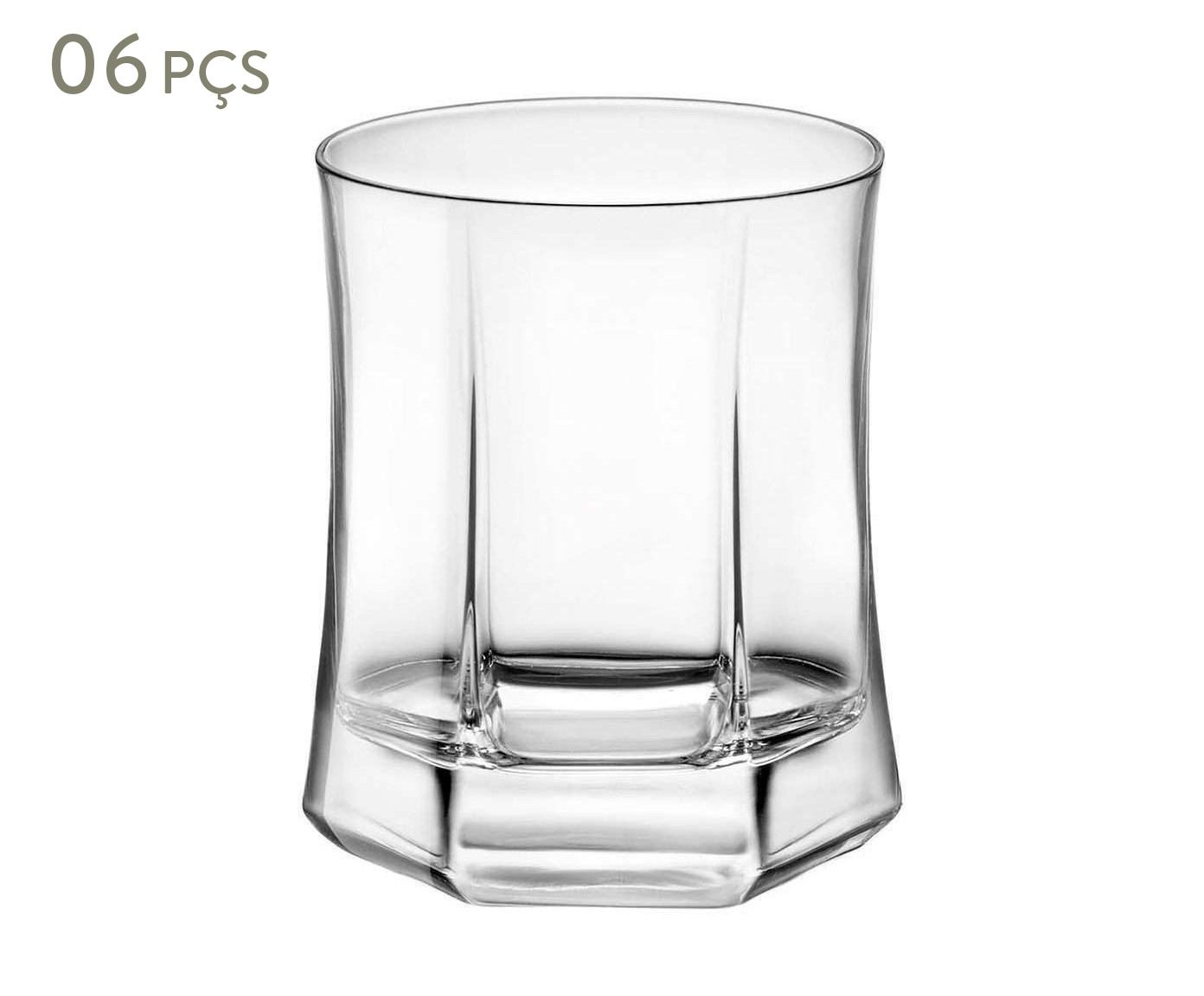 Conjunto de copos para whisky capitol - 415 ml   Westwing.com.br