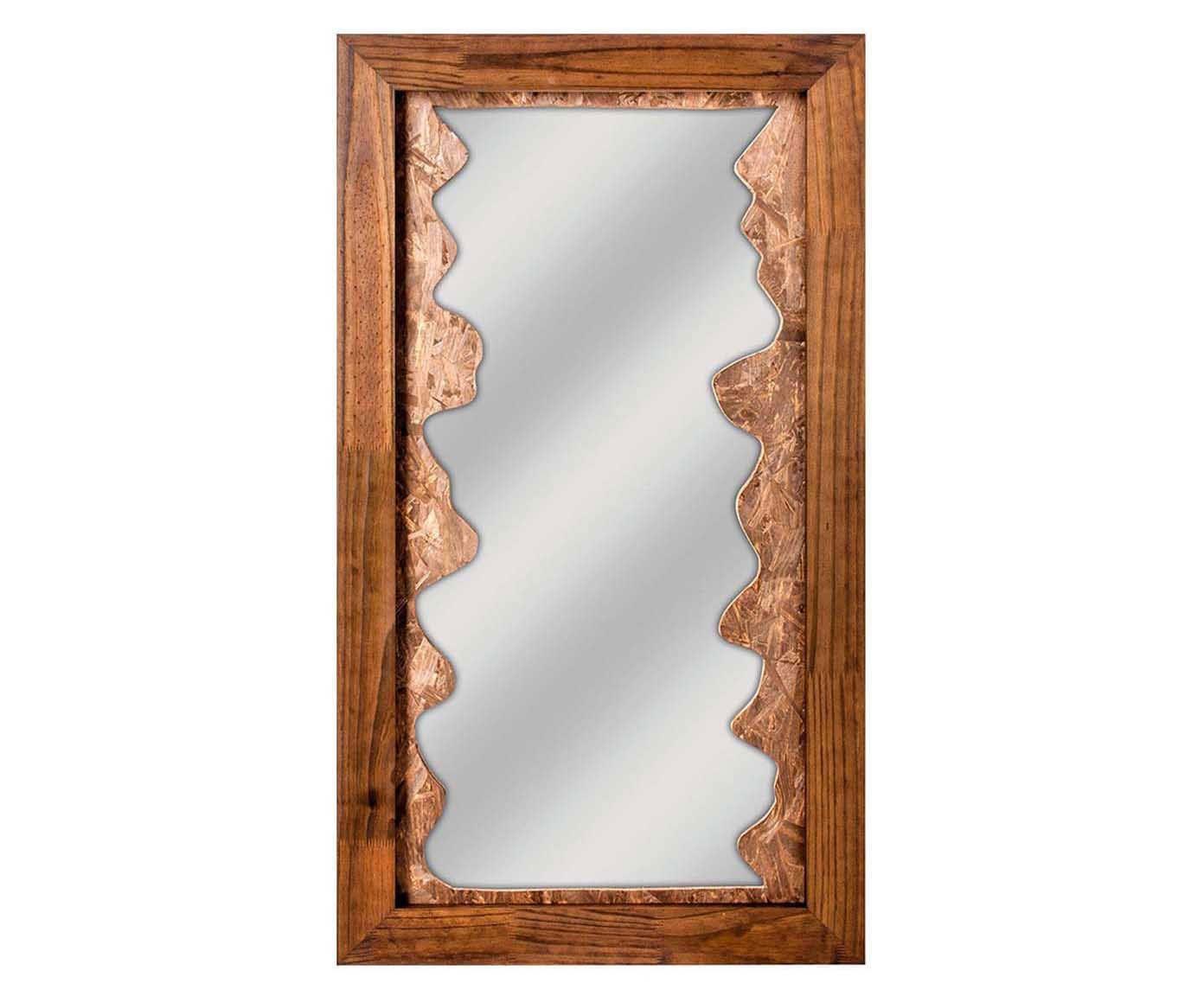 Espelho organic form - 63x113cm | Westwing.com.br