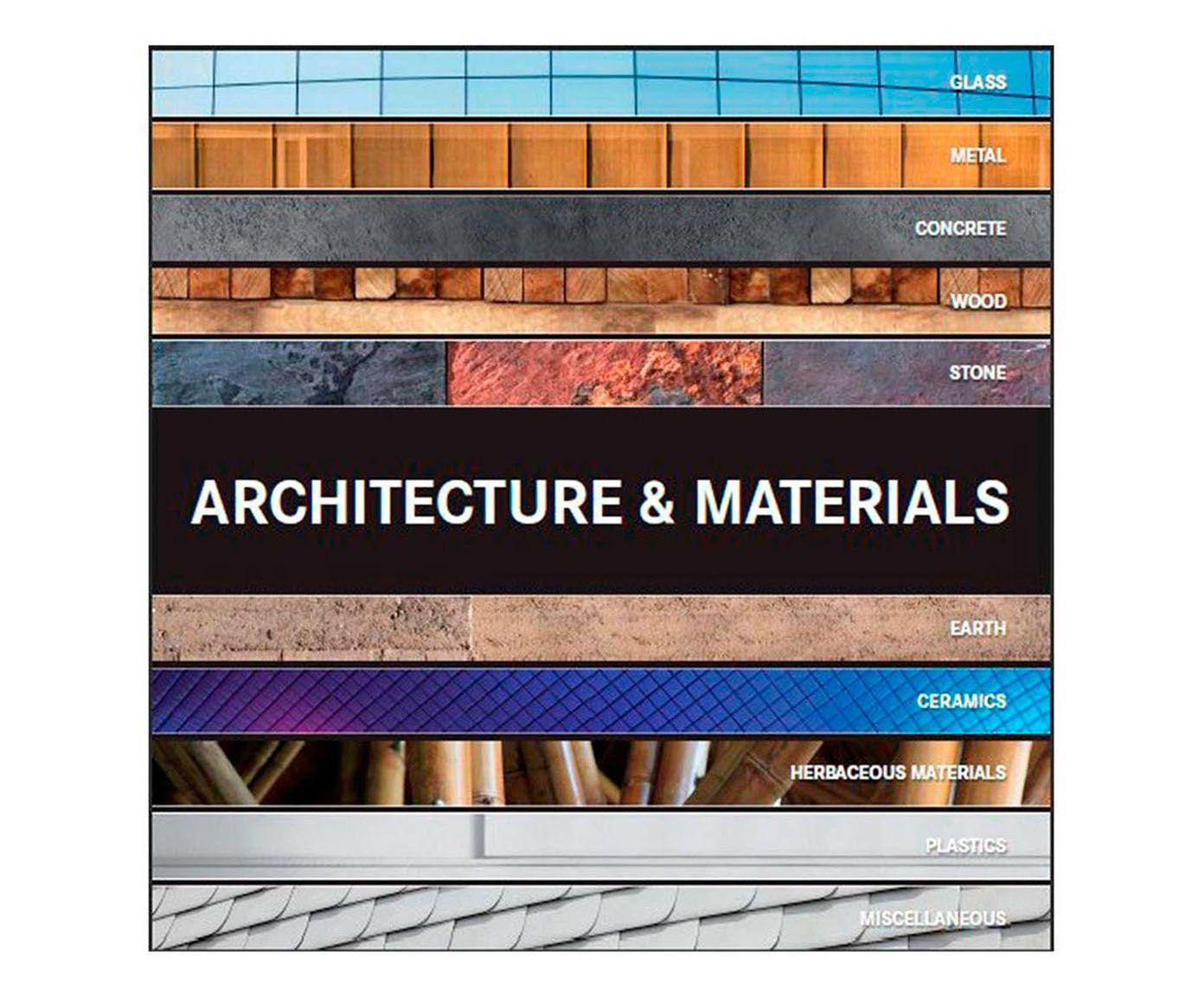 Livro Architecture e Materials | Westwing.com.br