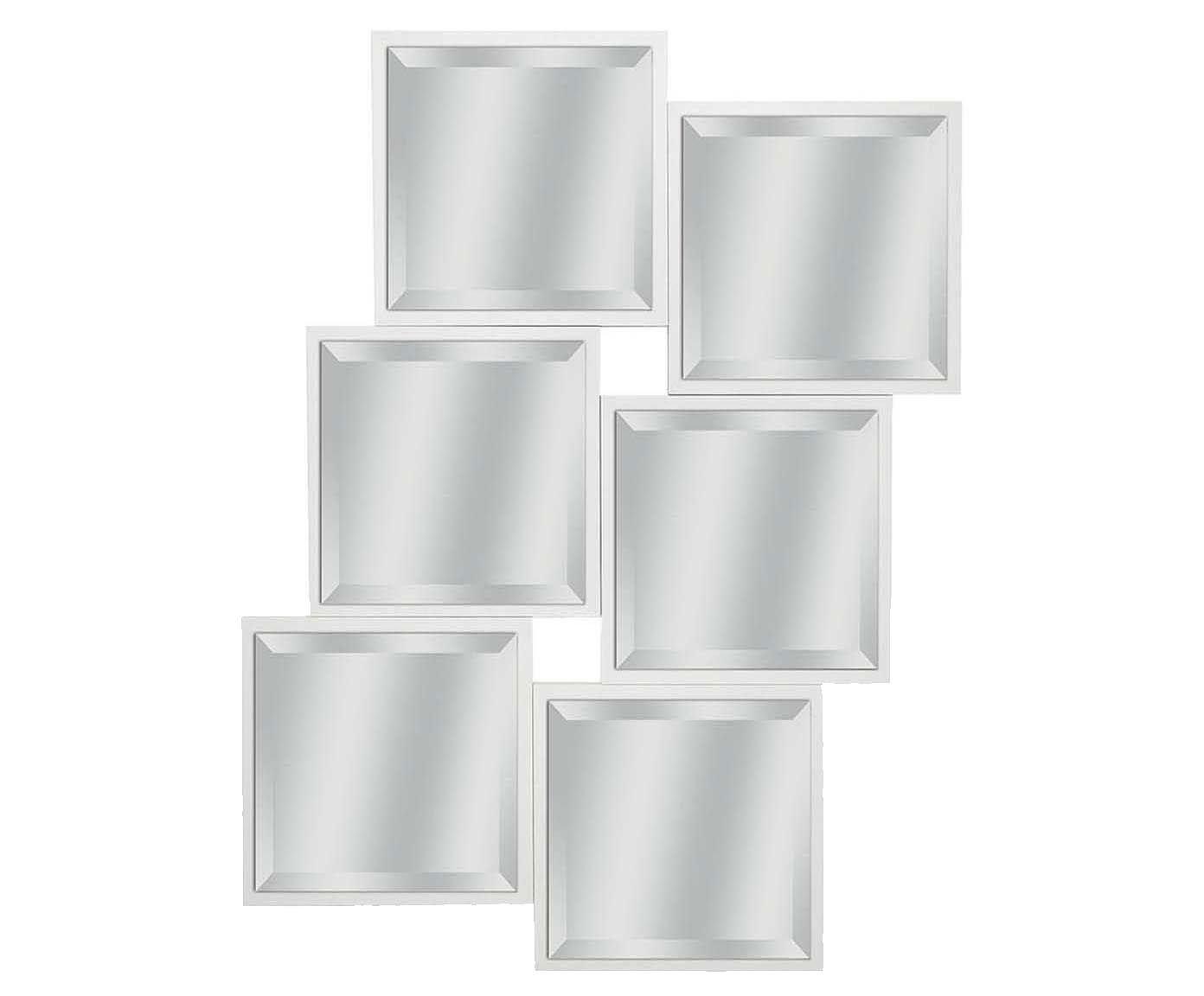Espelho Cube Composê - 85X110cm | Westwing.com.br