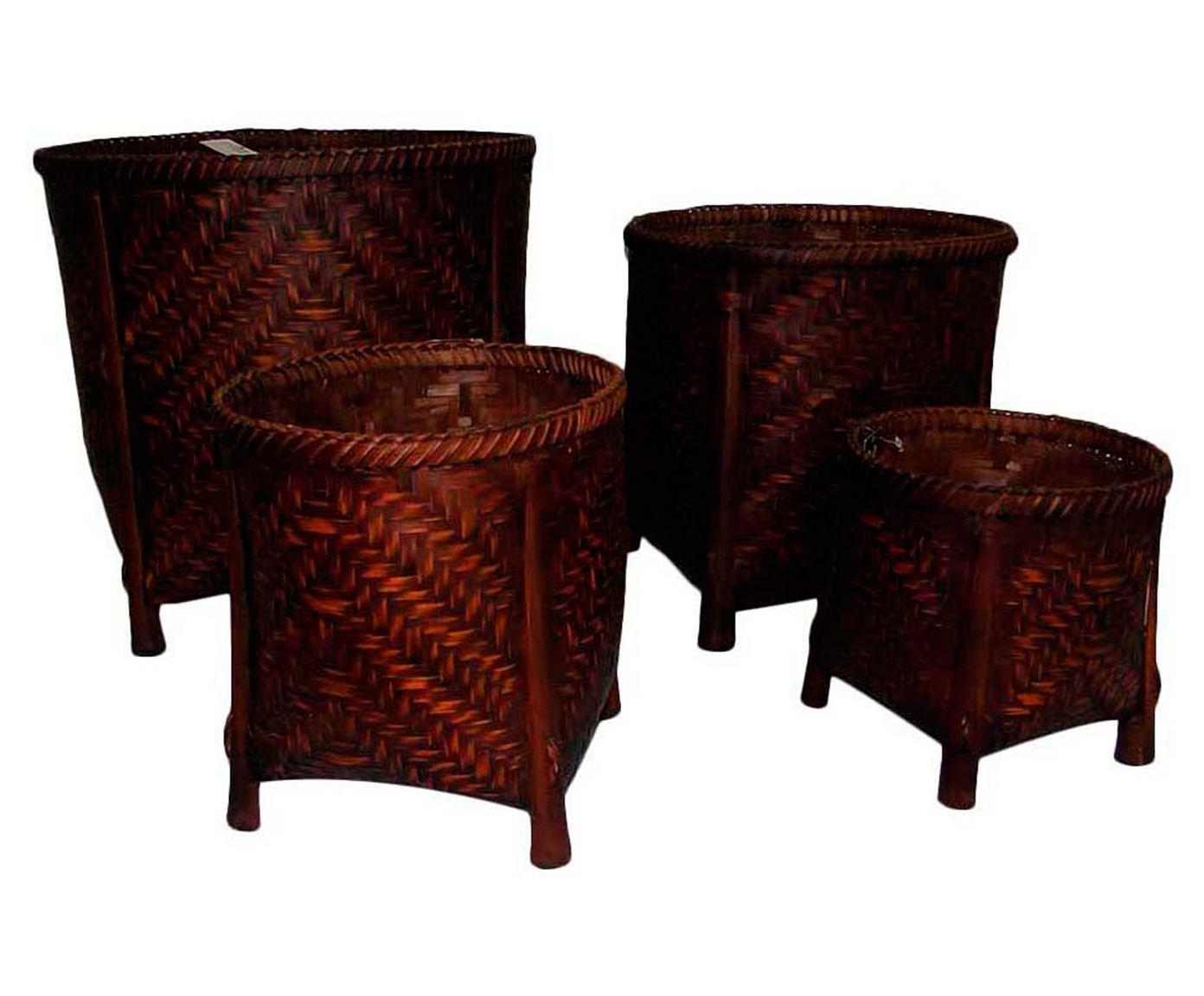 Conjunto de cestas lahu | Westwing.com.br