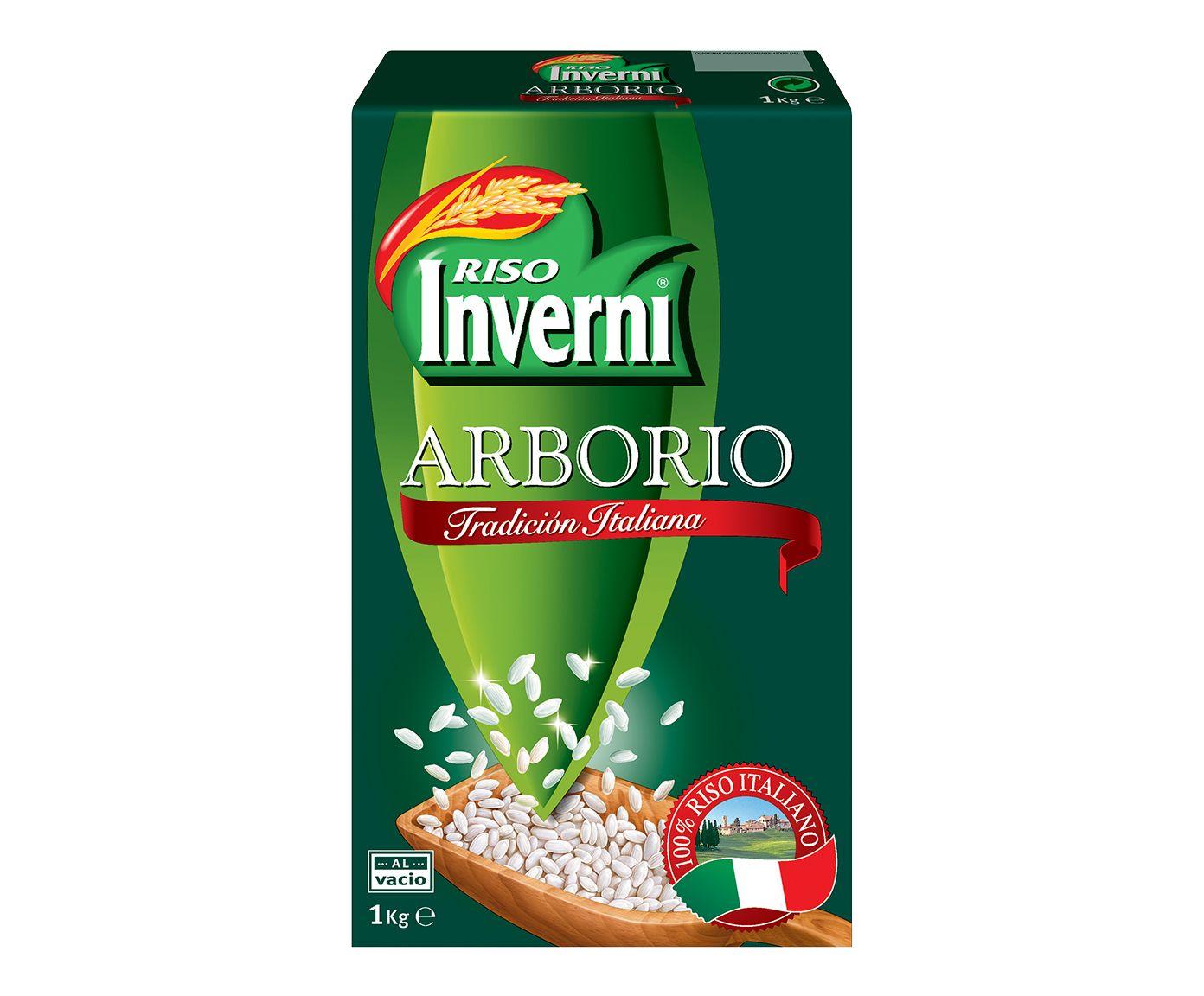Arroz Italiano Inverni Arborio - 1Kg   Westwing.com.br