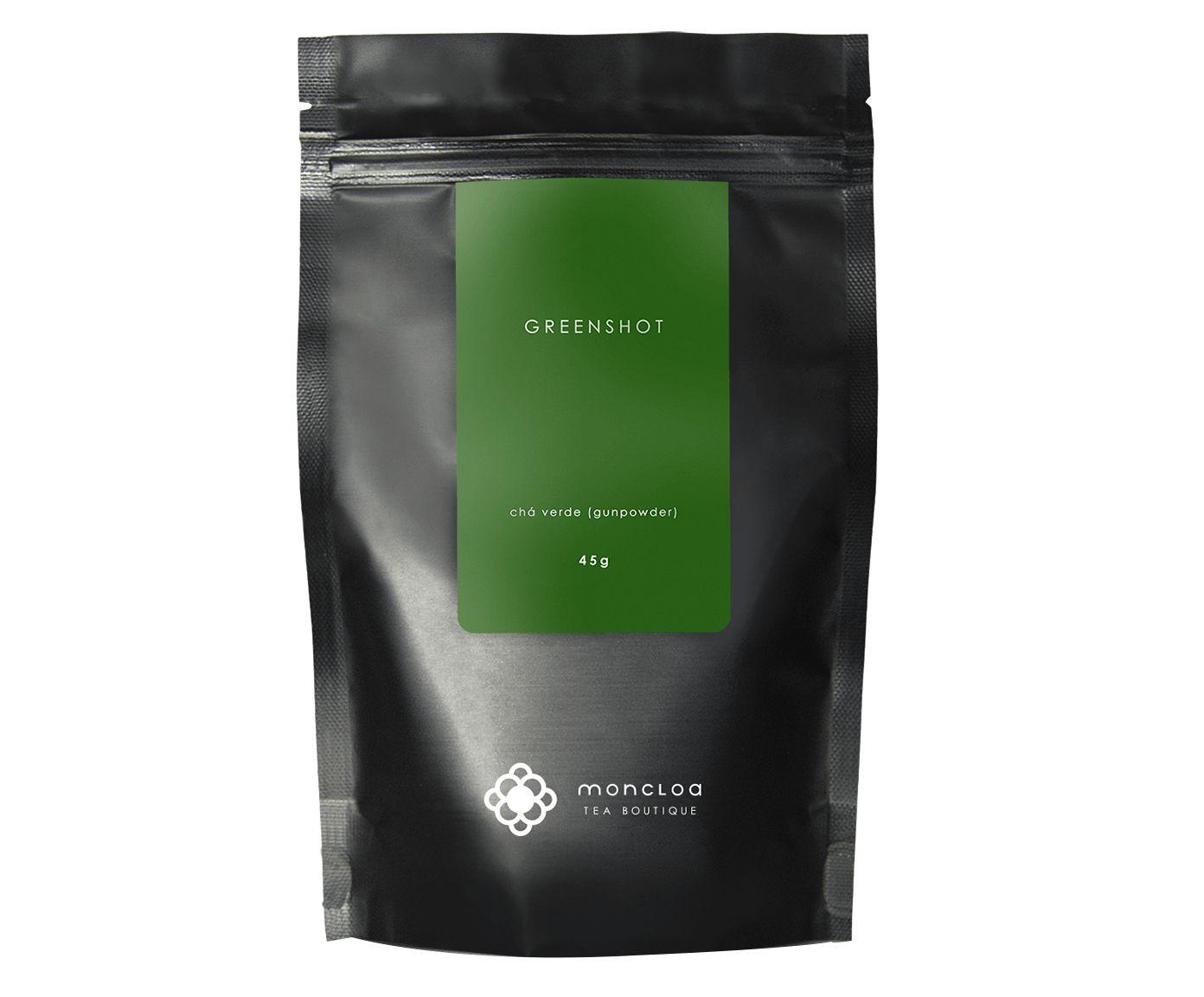 Chá Greenshot Pouch - 45G | Westwing.com.br