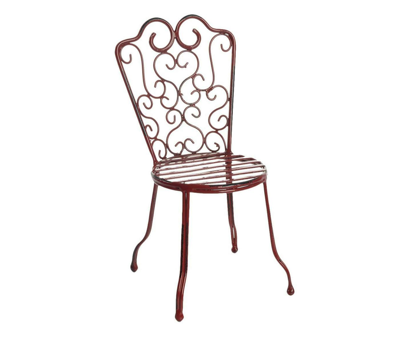 Miniatura Cadeira de Praça - 14,5X27,5cm | Westwing.com.br