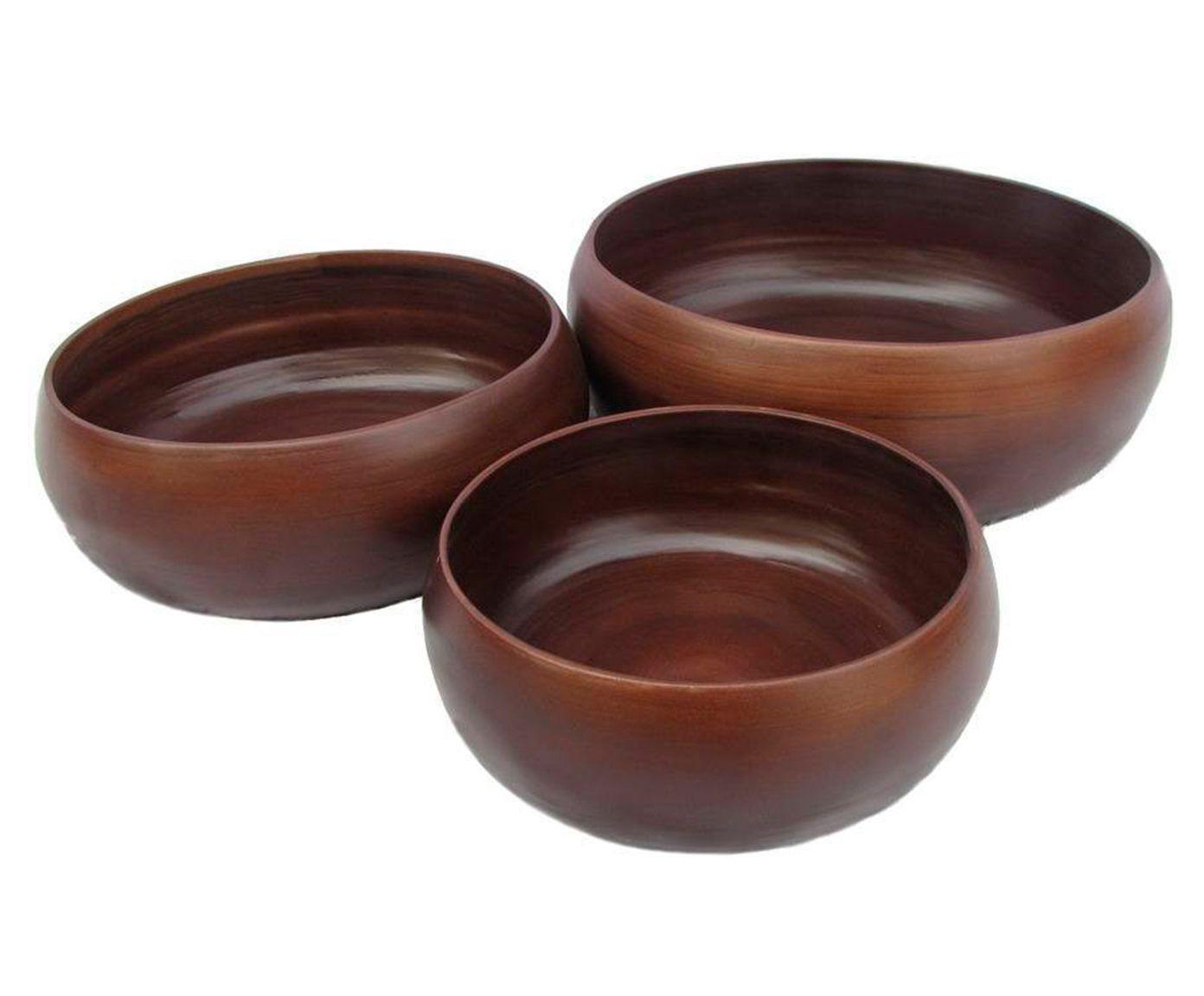 Conjunto de bowls nature kitch   Westwing.com.br