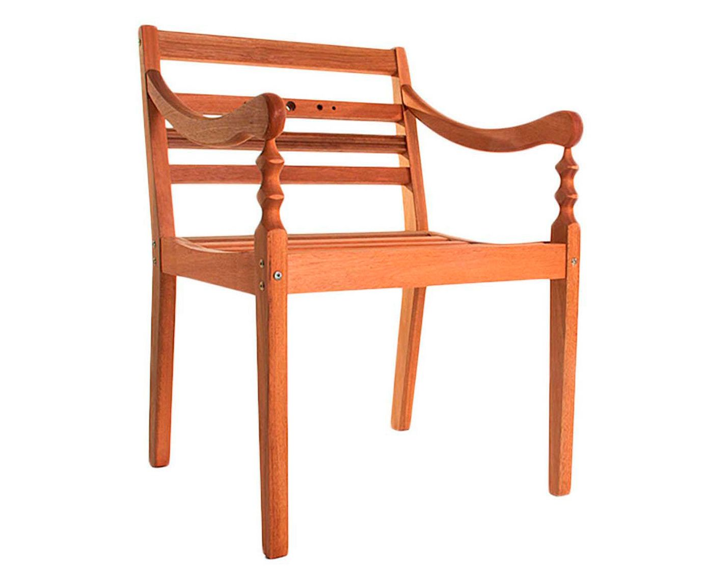 Cadeira Gallery Natural - 65X85cm | Westwing.com.br