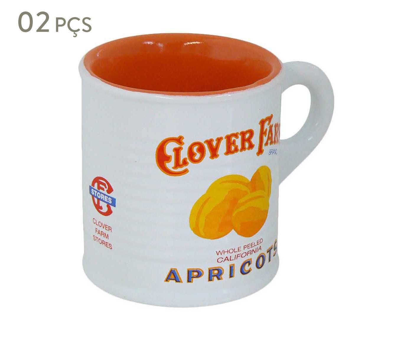 Conjunto de Xícaras para café cloverfarm | Westwing.com.br