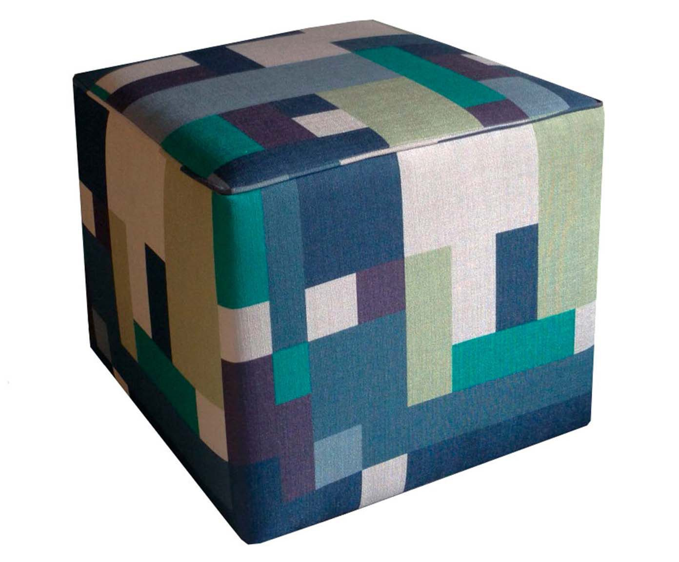 Pufe kik lego | Westwing.com.br
